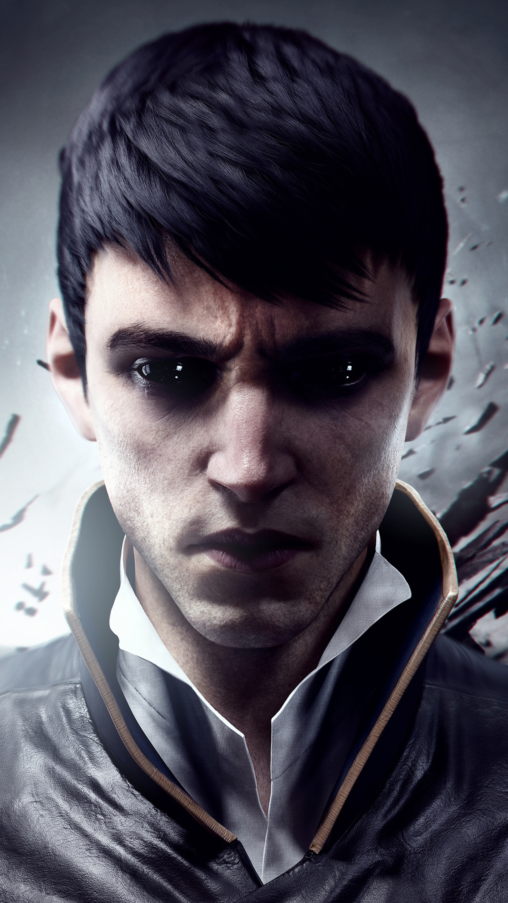 The Outsider Dishonored 2 4k Kn