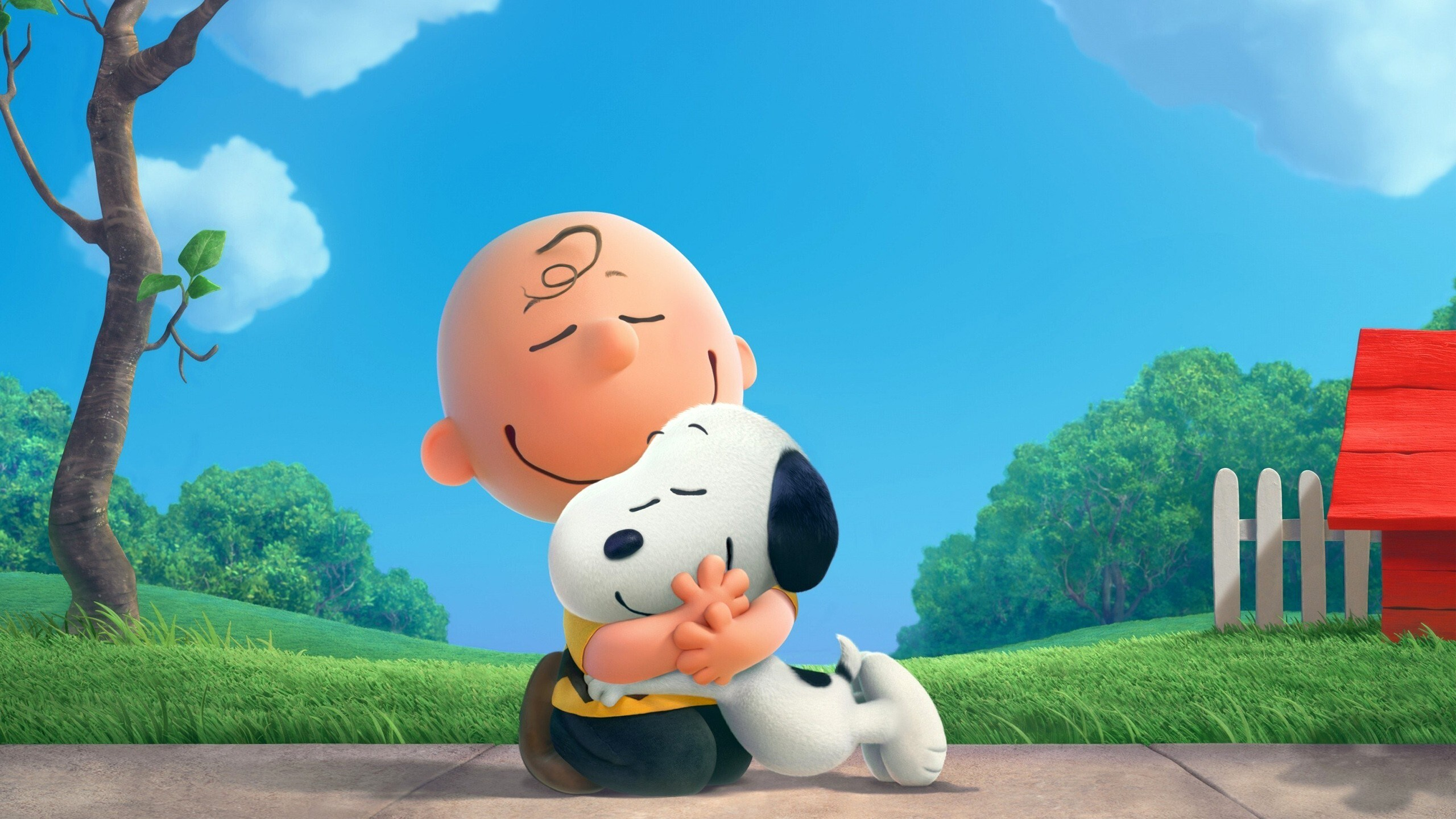 2560x1440 The Peanuts Charlie Brown Snoppy 1440p Resolution