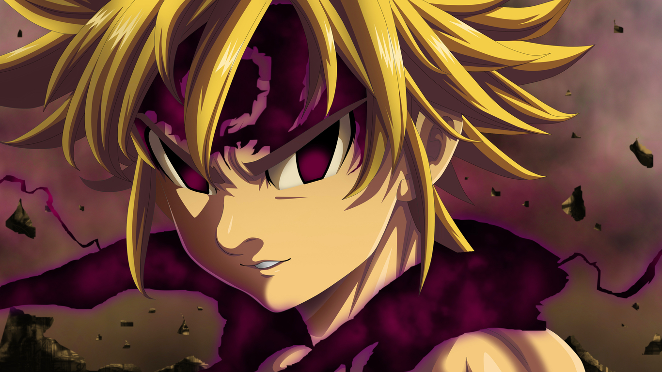 1366x768 The Seven Deadly Sins 1366x768 Resolution Hd 4k
