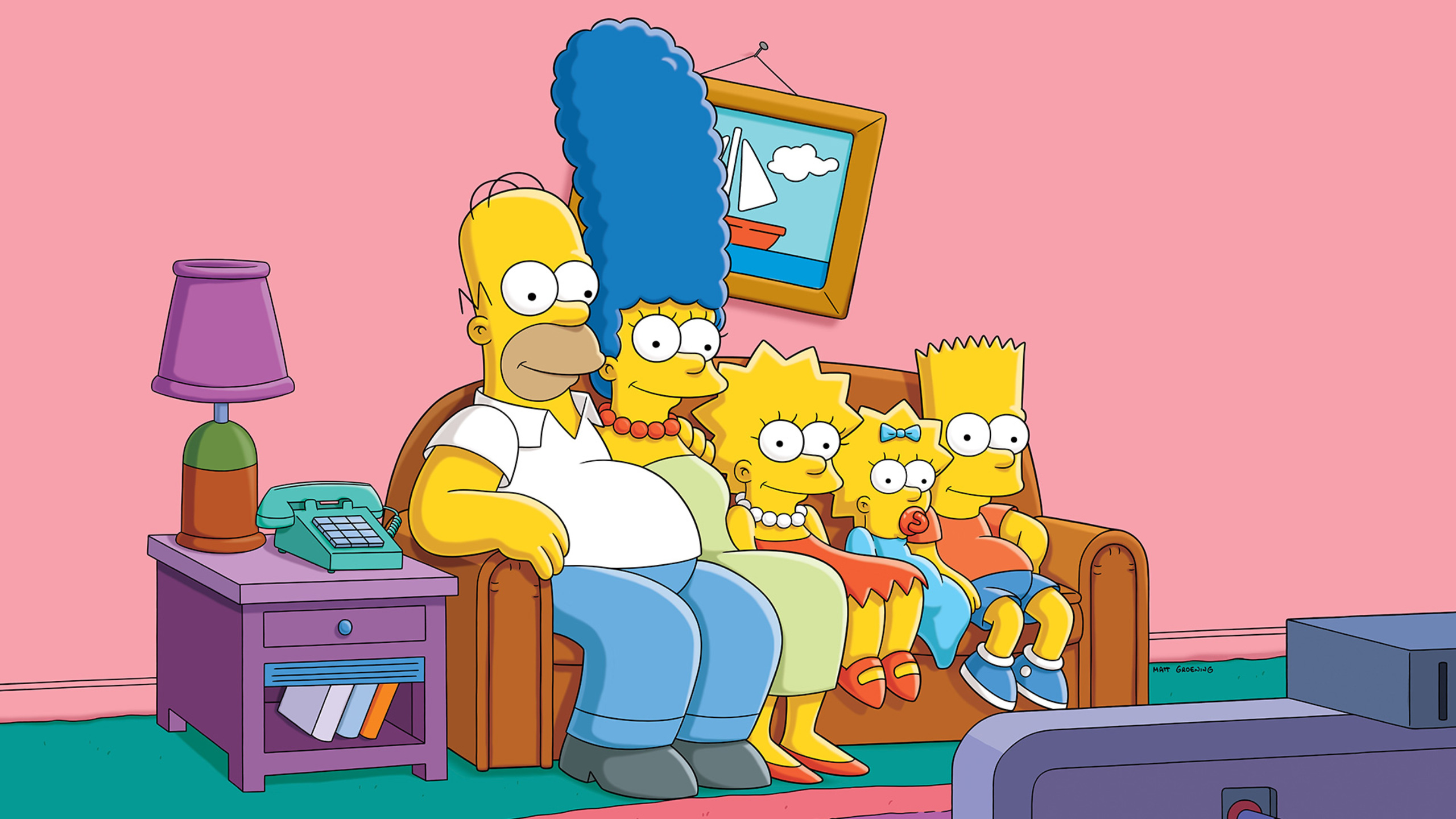 2560x1440 The Simpsons Original 1440p Resolution Hd 4k Wallpapers Images Backgrounds Photos And Pictures