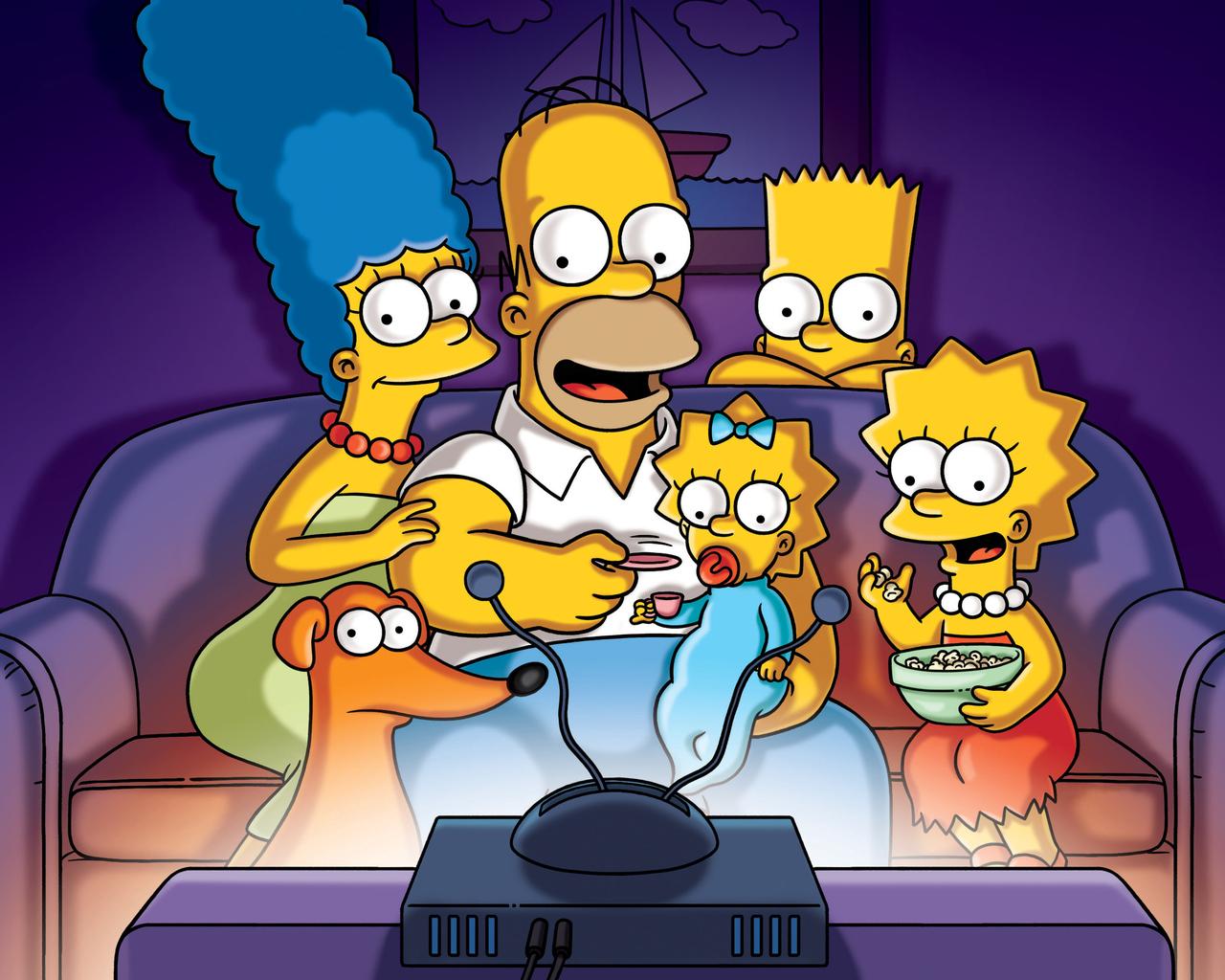 Simpsons Serie