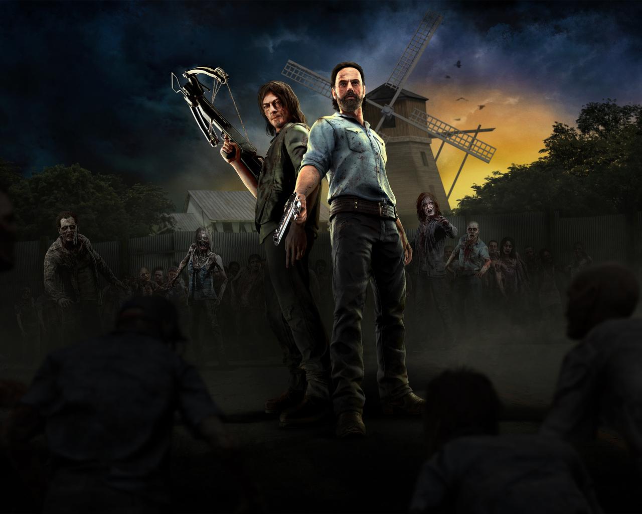 The Walking Dead Movie 4k
