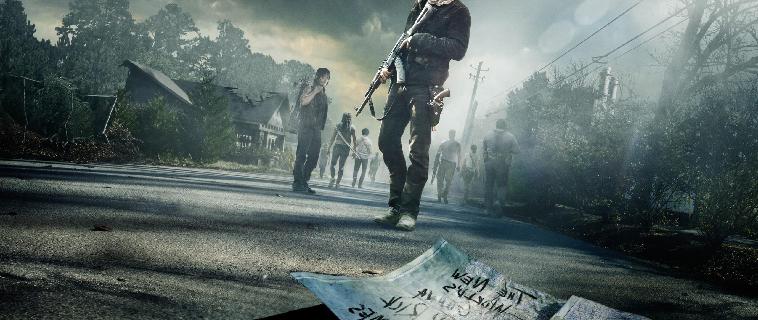 2560x1080 The Walking Dead Season 5 2560x1080 Resolution Hd 4k