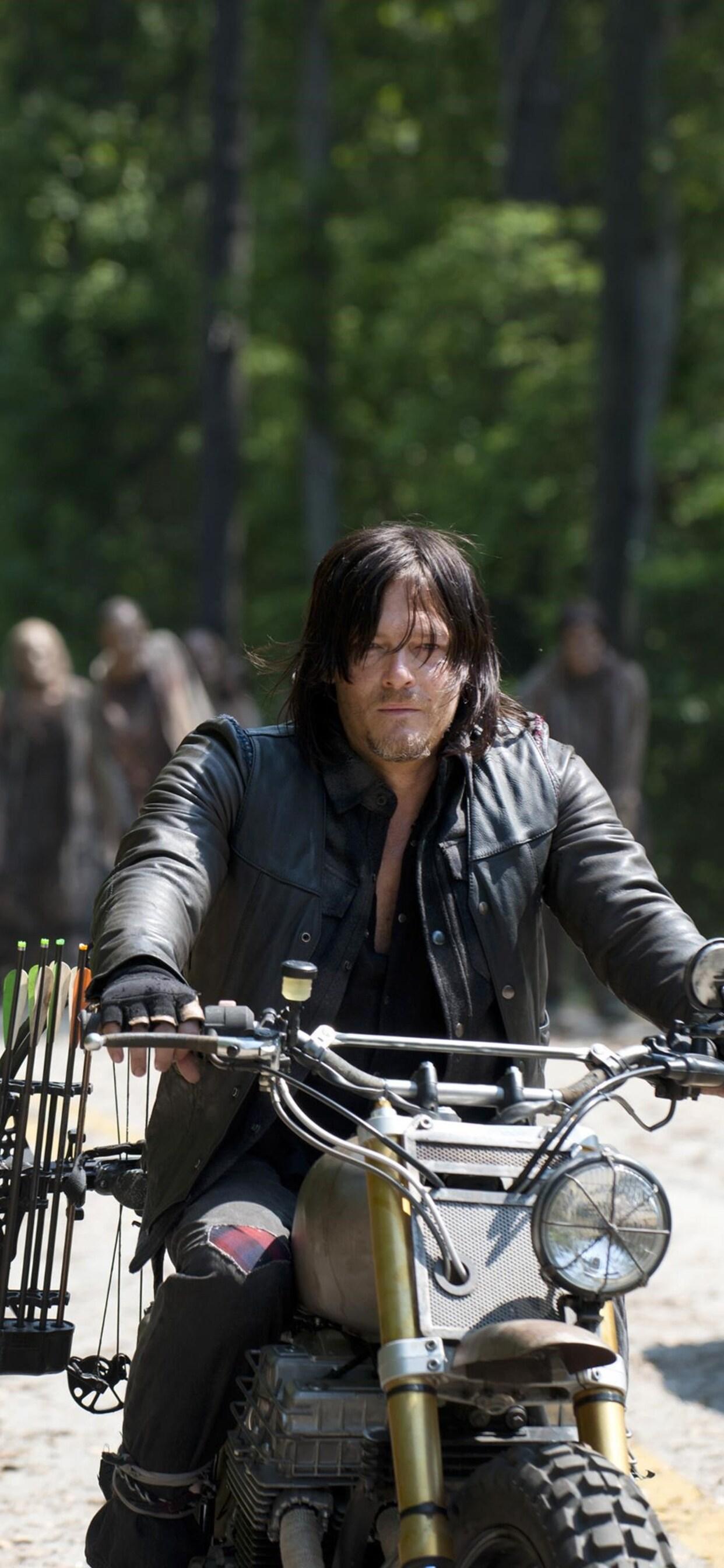 1242x2688 The Walking Dead Season 6 New Iphone Xs Max Hd 4k
