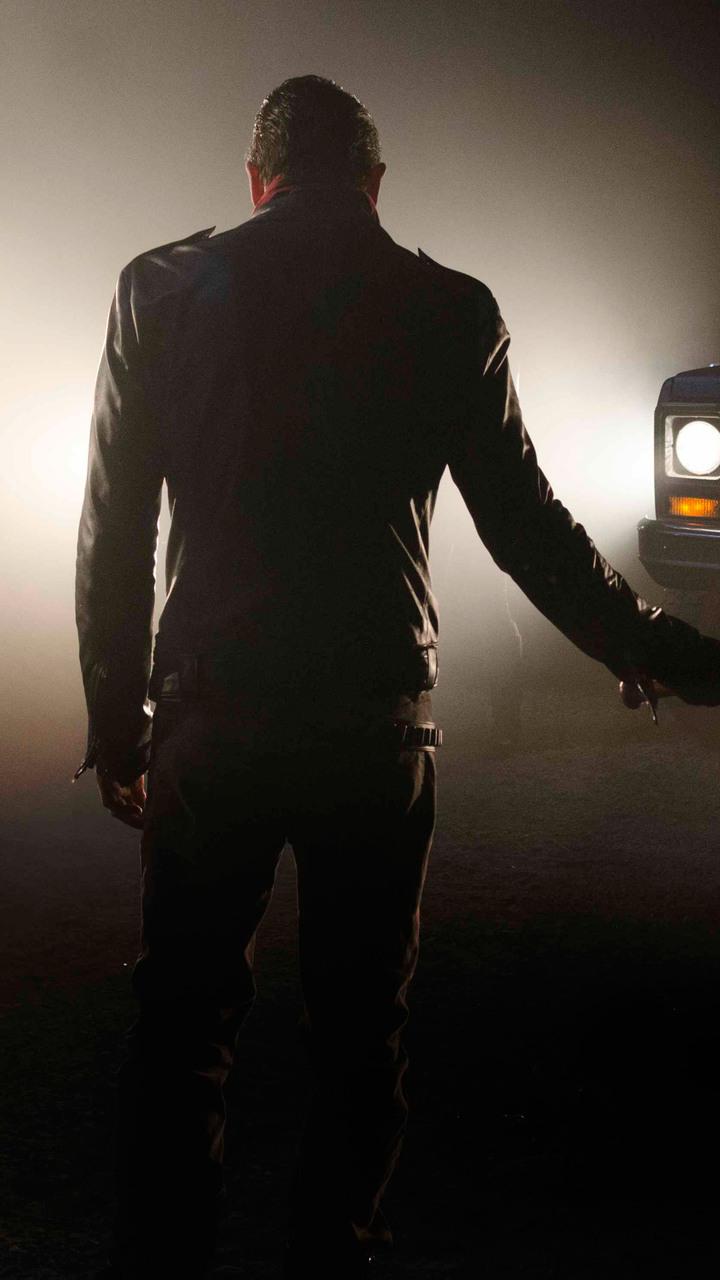 The Walking Dead Season 7 Negan Lu
