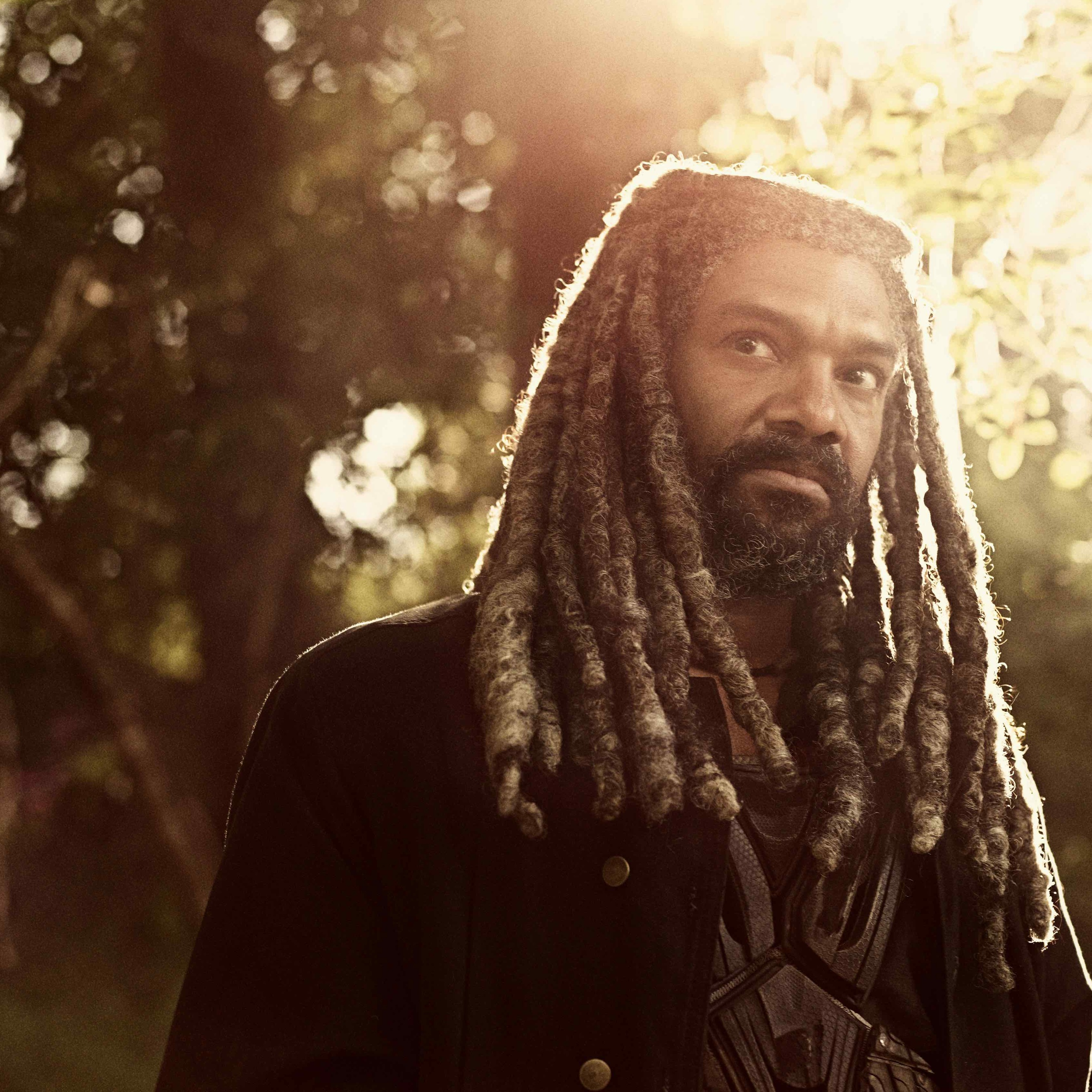 2932x2932 The Walking Dead Season 9 2018 Khary Payton Ipad Pro