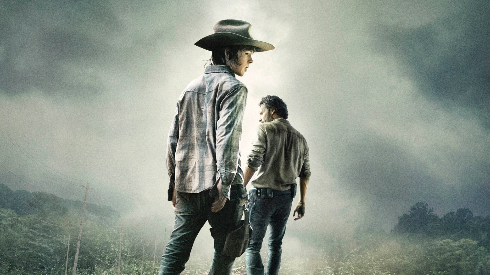 Walking Dead Wallpaper For Android: 2048x1152 The Walking Dead Tv 2048x1152 Resolution HD 4k