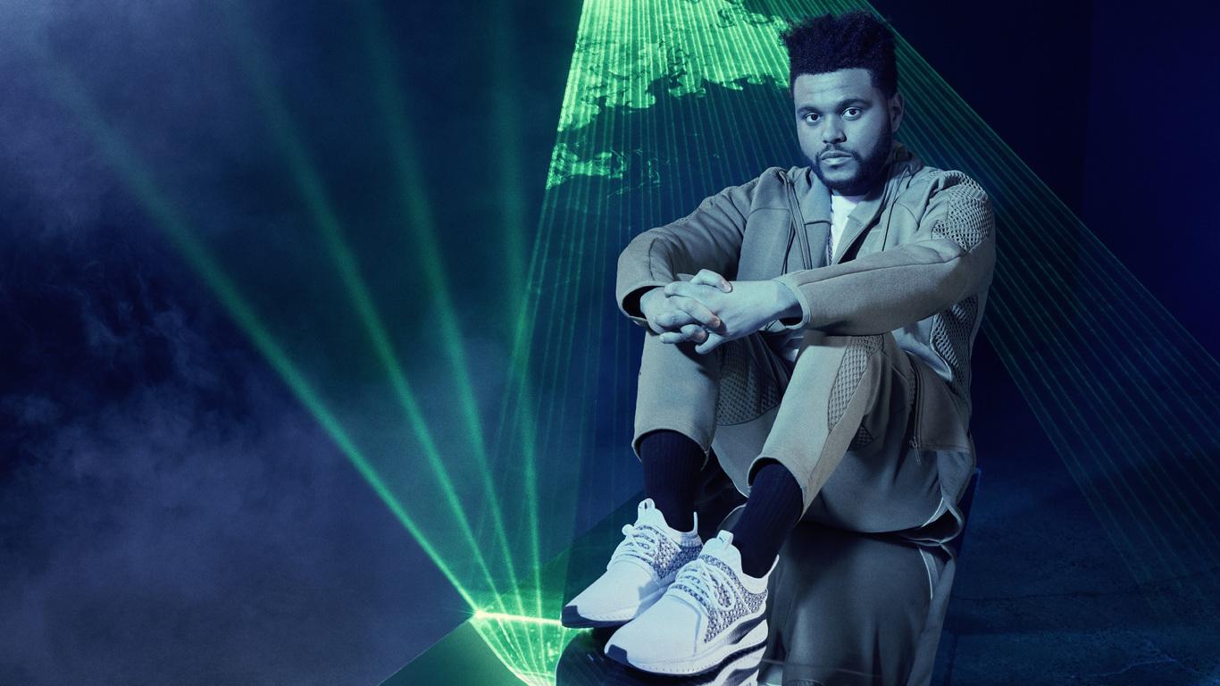 The Weeknd Puma 5k R9