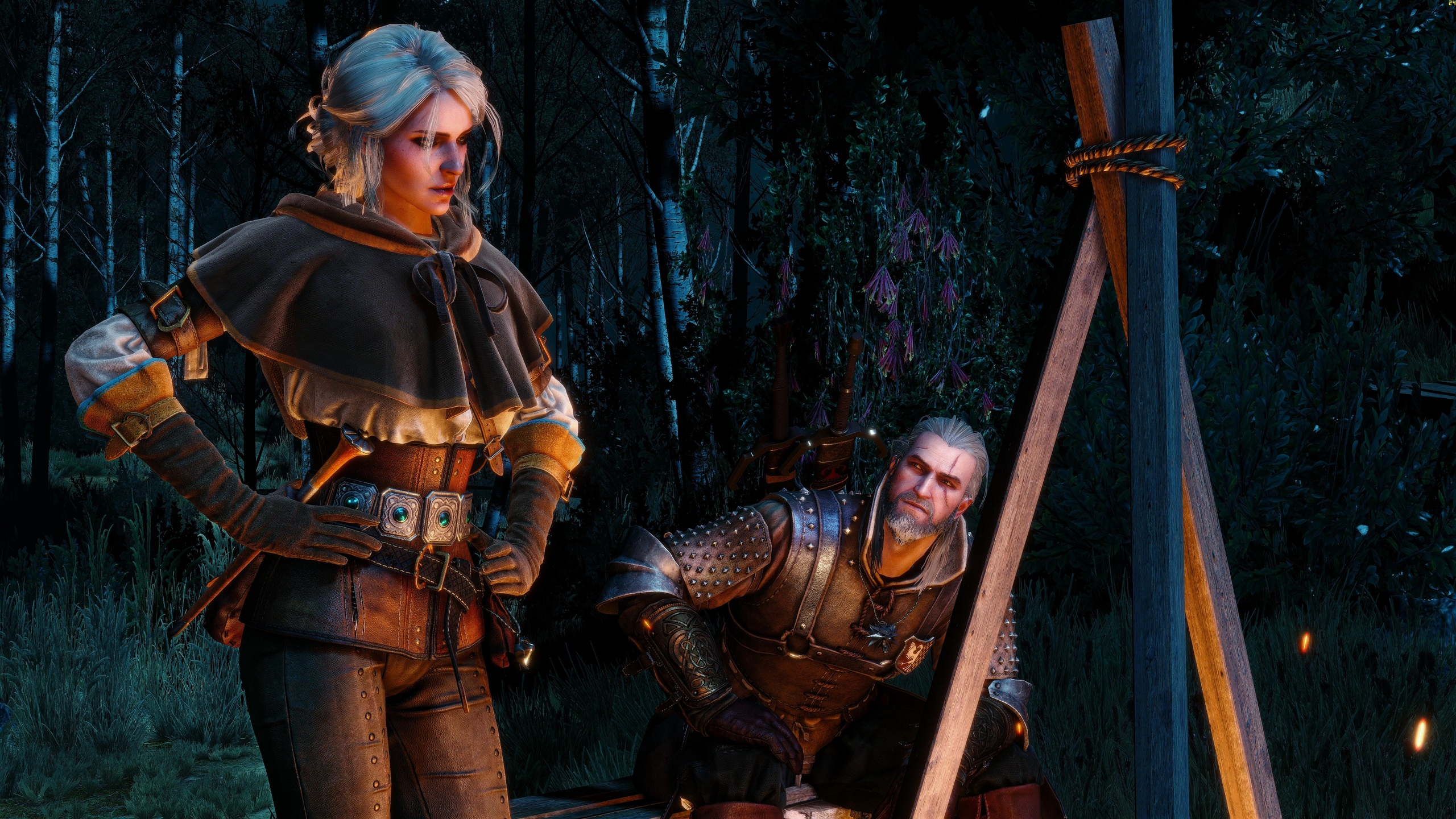 2560x1440 The Witcher 3 Wild Hunt 2020 4k 1440p Resolution Hd 4k