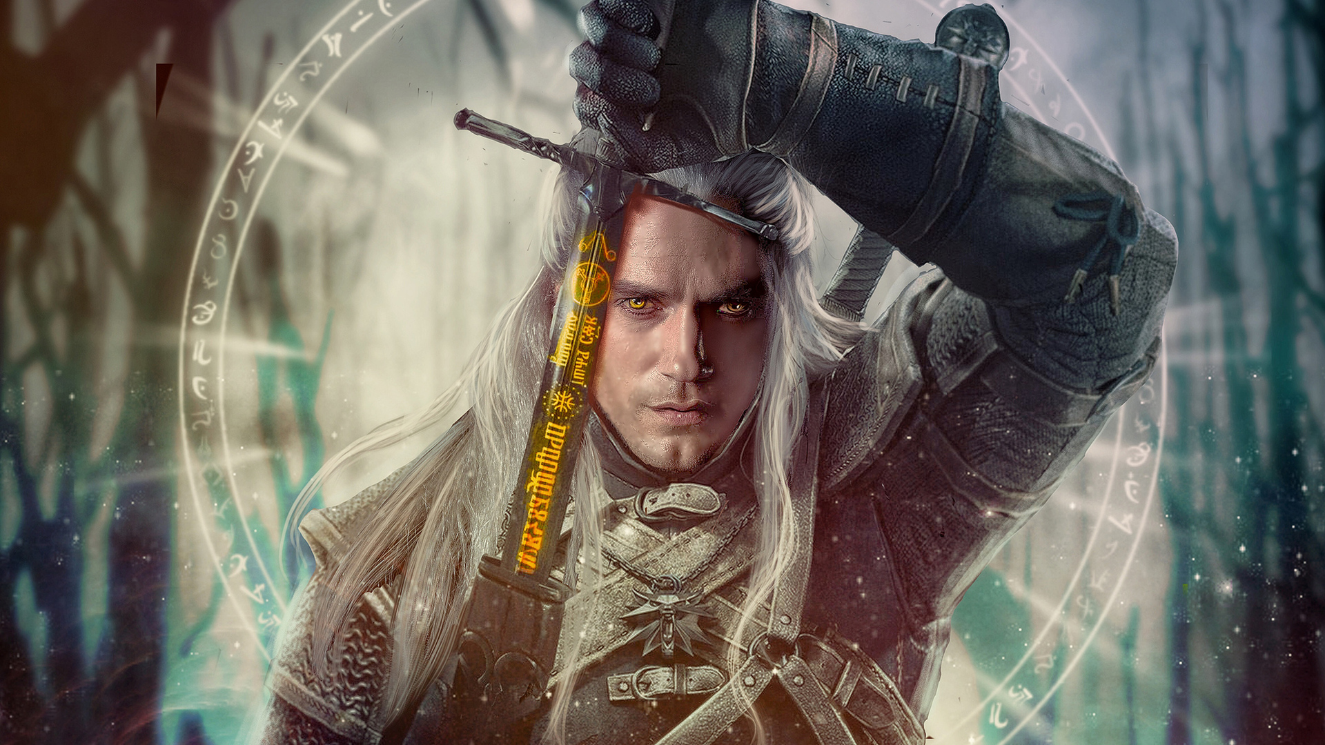 1920x1080 The Witcher Tv Series Laptop Full HD 1080P HD 4k ...