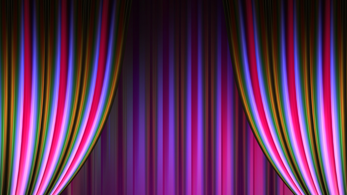 1366x768 Theater Curtain Cinema Abstract 1366x768 Resolution