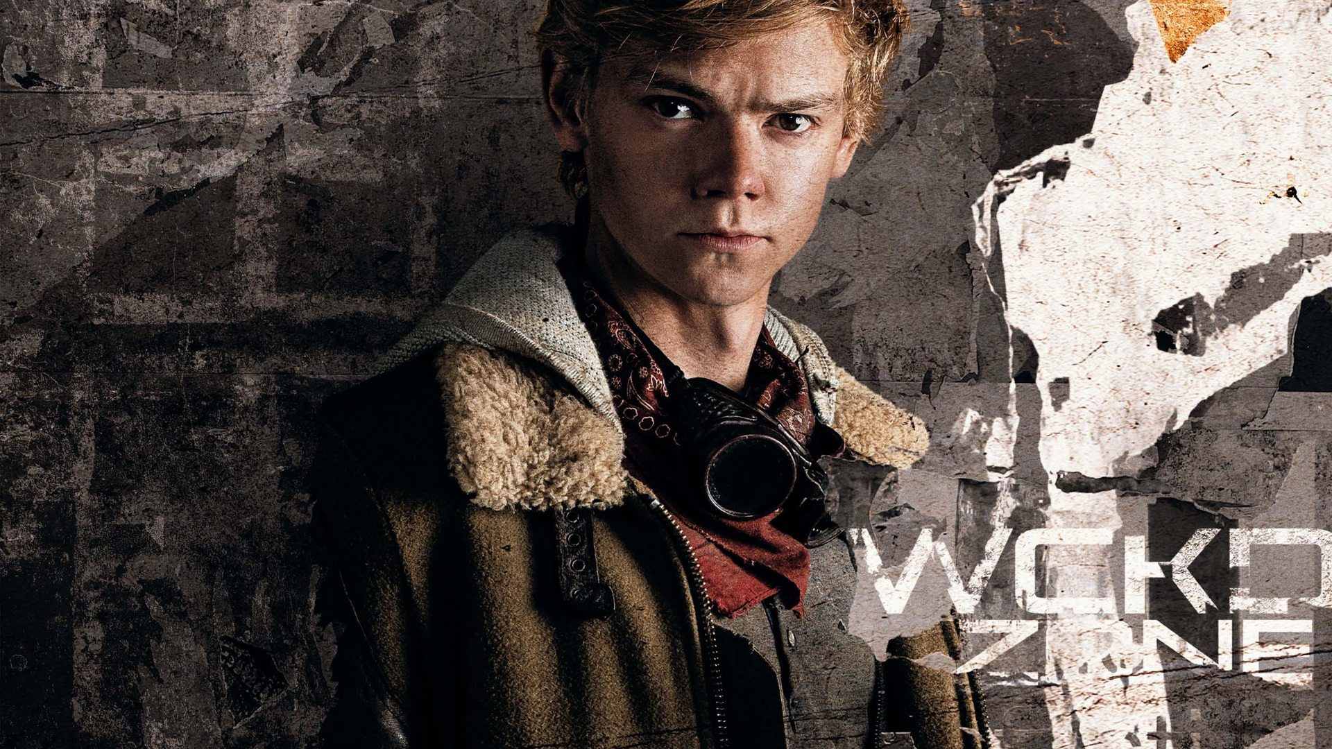 1920x1080 Thomas Brodie Sangster In Maze Runner The Death Cure 2018
