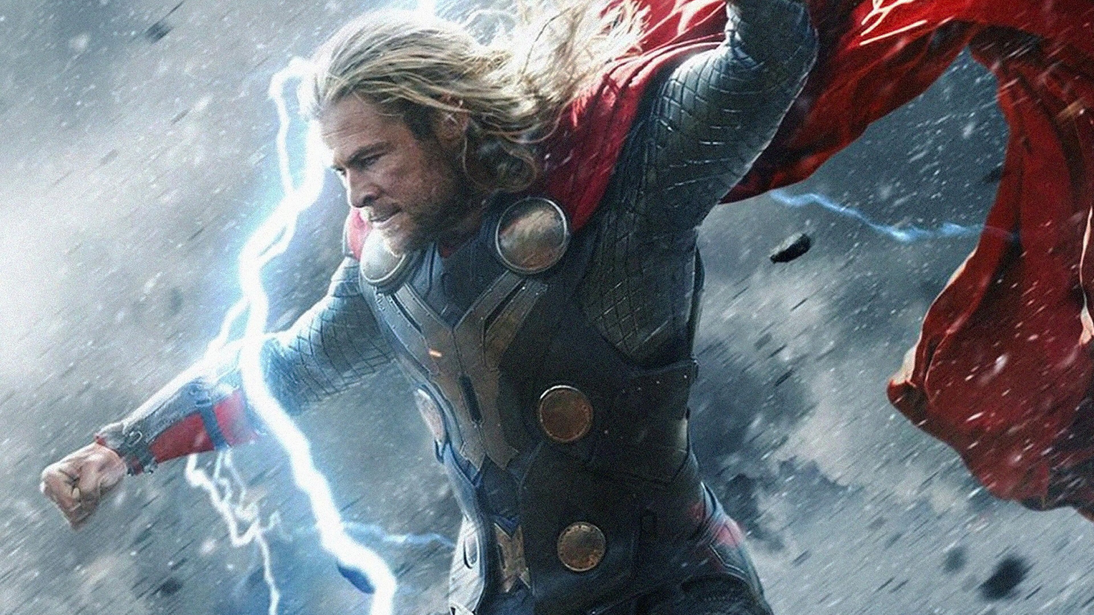 Thor The Dark