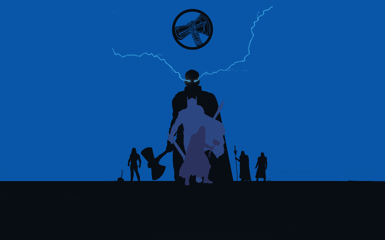 Avengers Endgame Minimalist Wallpaper Favourites Game Wallpaper