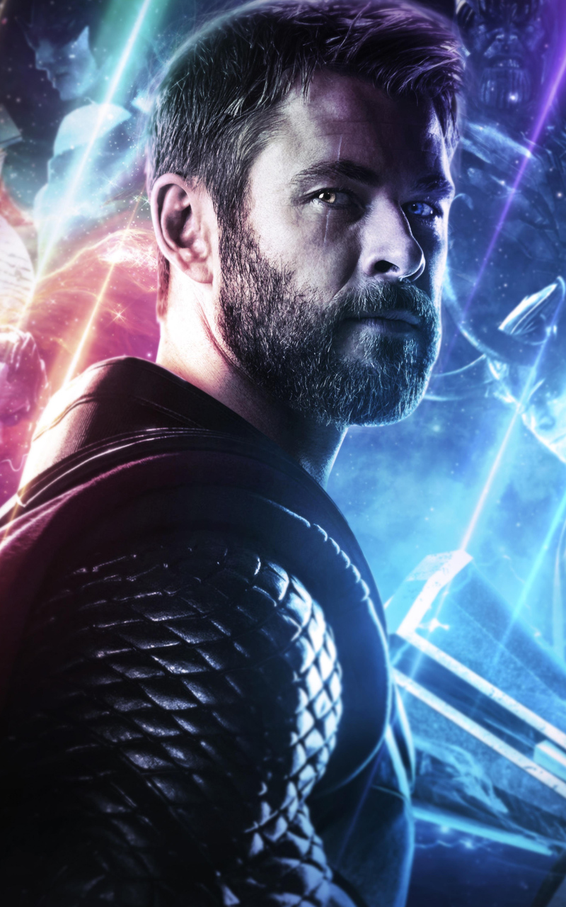 Avengers Endgame Thor Full Hd Wallpaper