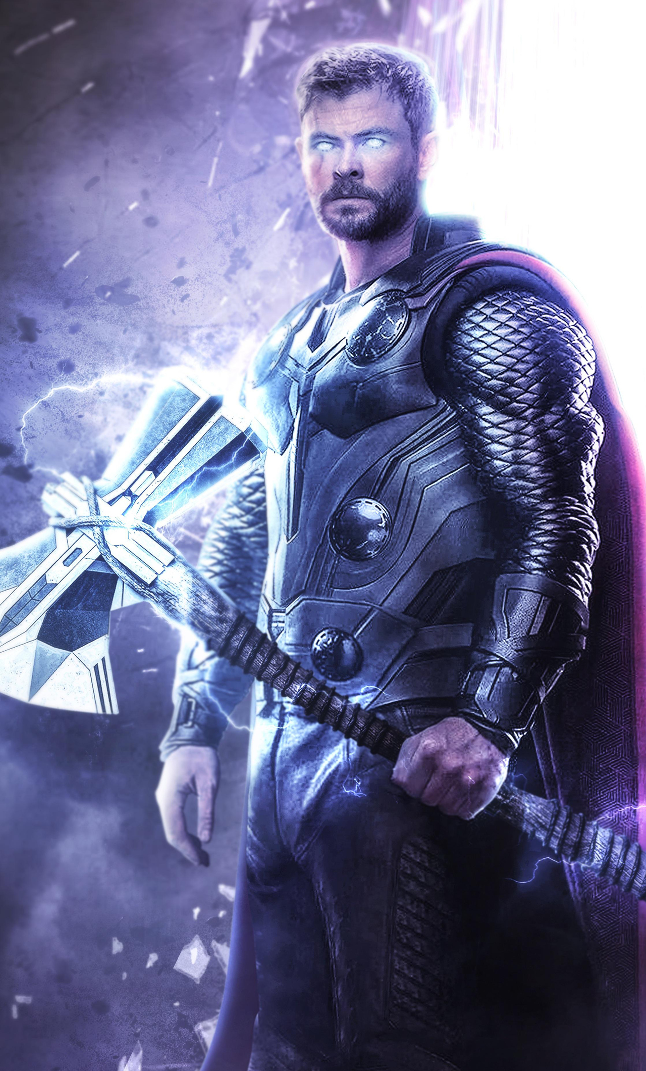 1280x2120 Thor Avengers Endgame iPhone 6+ HD 4k Wallpapers ...