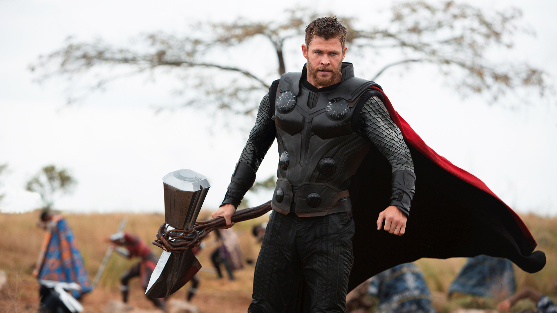 1920x1080 Thor Avengers Infinity War Laptop Full HD 1080P ...