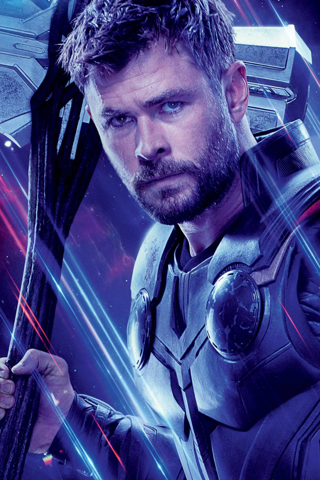 640x960 Thor In Avengers Endgame Iphone 4 Iphone 4s Hd 4k Wallpapers Images Backgrounds Photos And Pictures