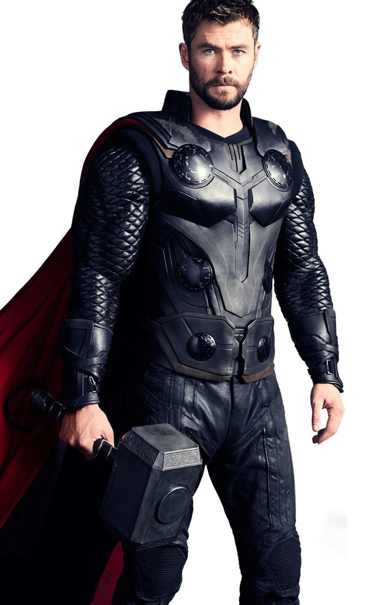 1280x2120 Thor In Avengers Infinity War 2018 Iphone 6 Hd 4k