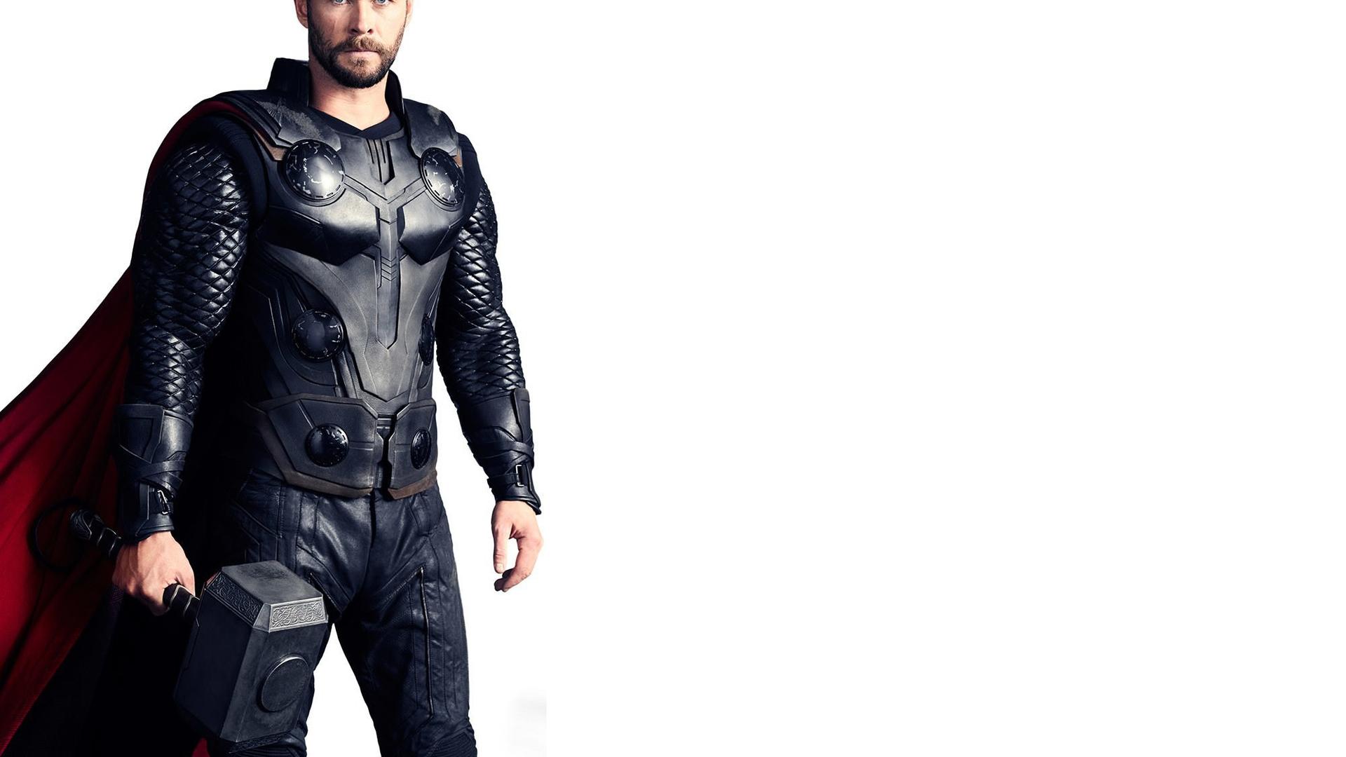 1920x1080 Thor In Avengers Infinity War 2018 Laptop Full Hd 1080p Hd