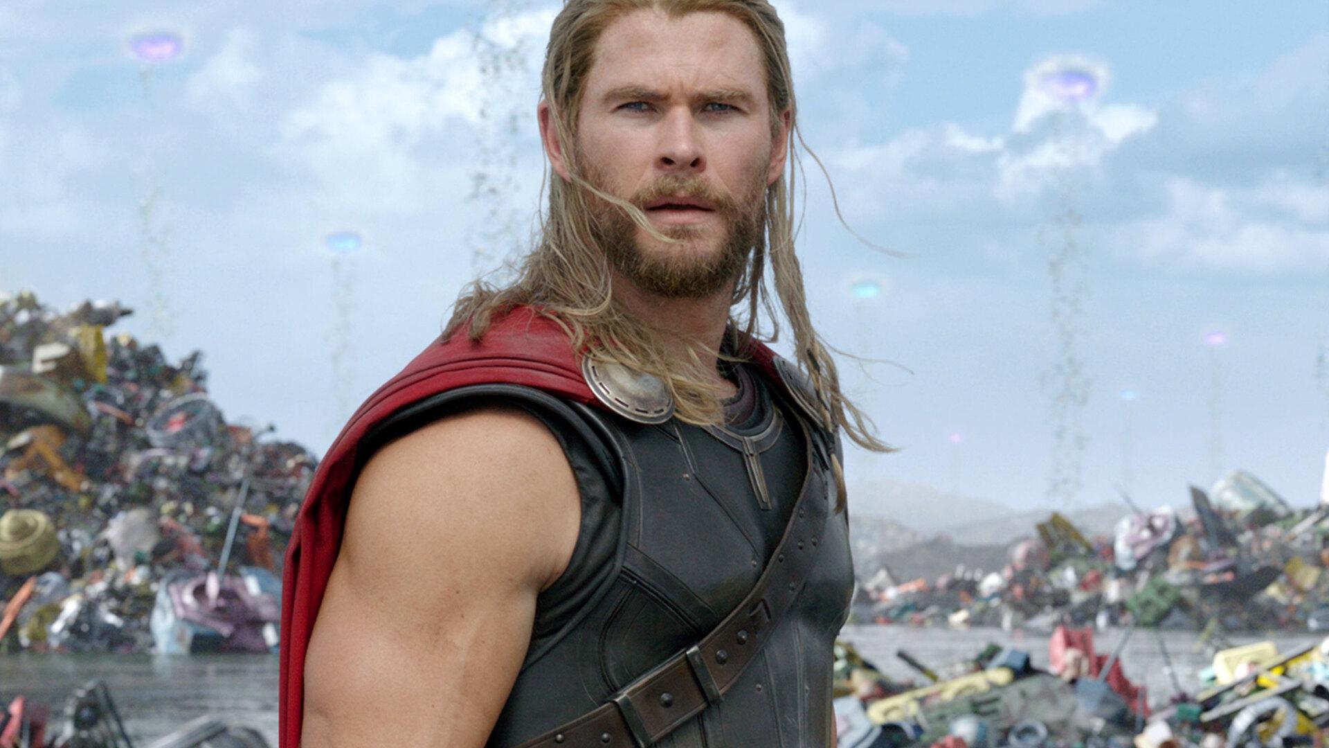 1920x1080 Thor In Thor Rangnarok Movie Laptop Full HD ...