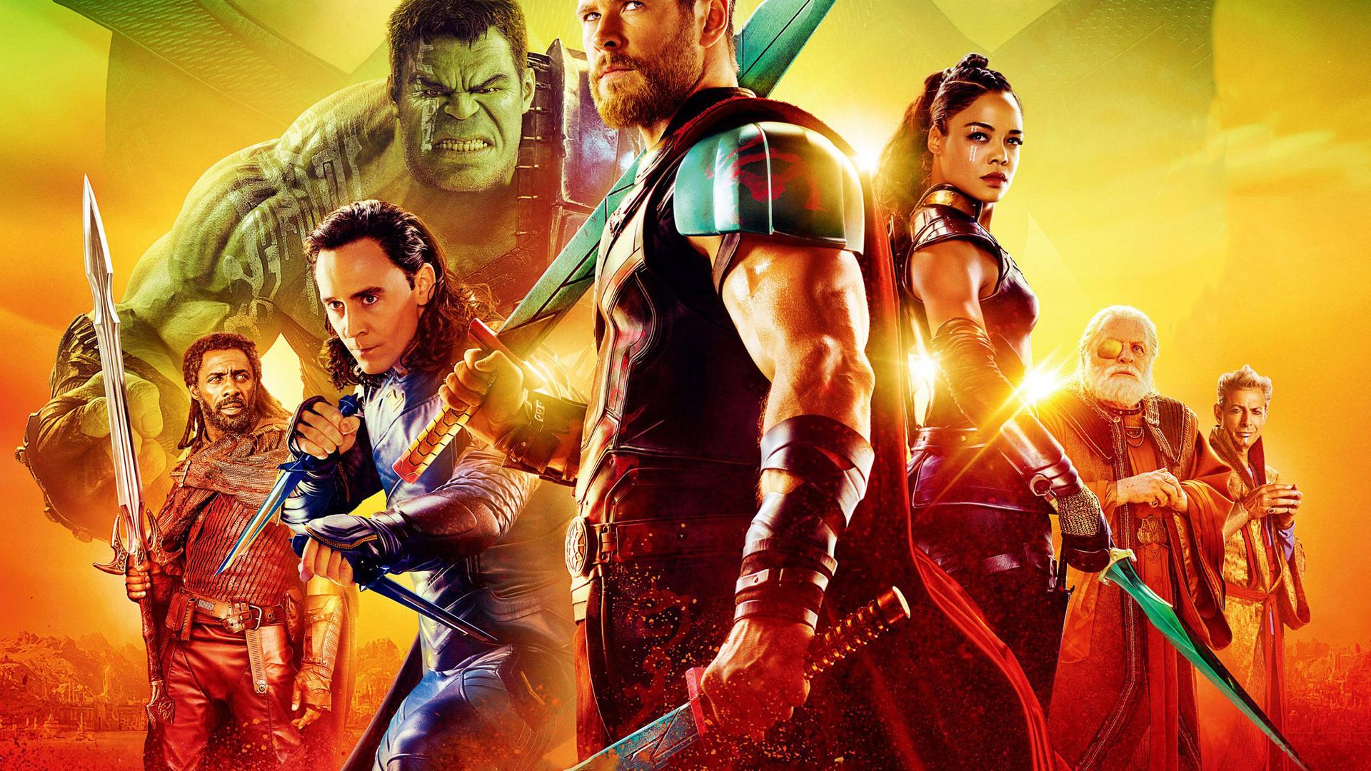 1920x1080 Thor Ragnarok 2017 Movie Laptop Full HD 1080P HD ...