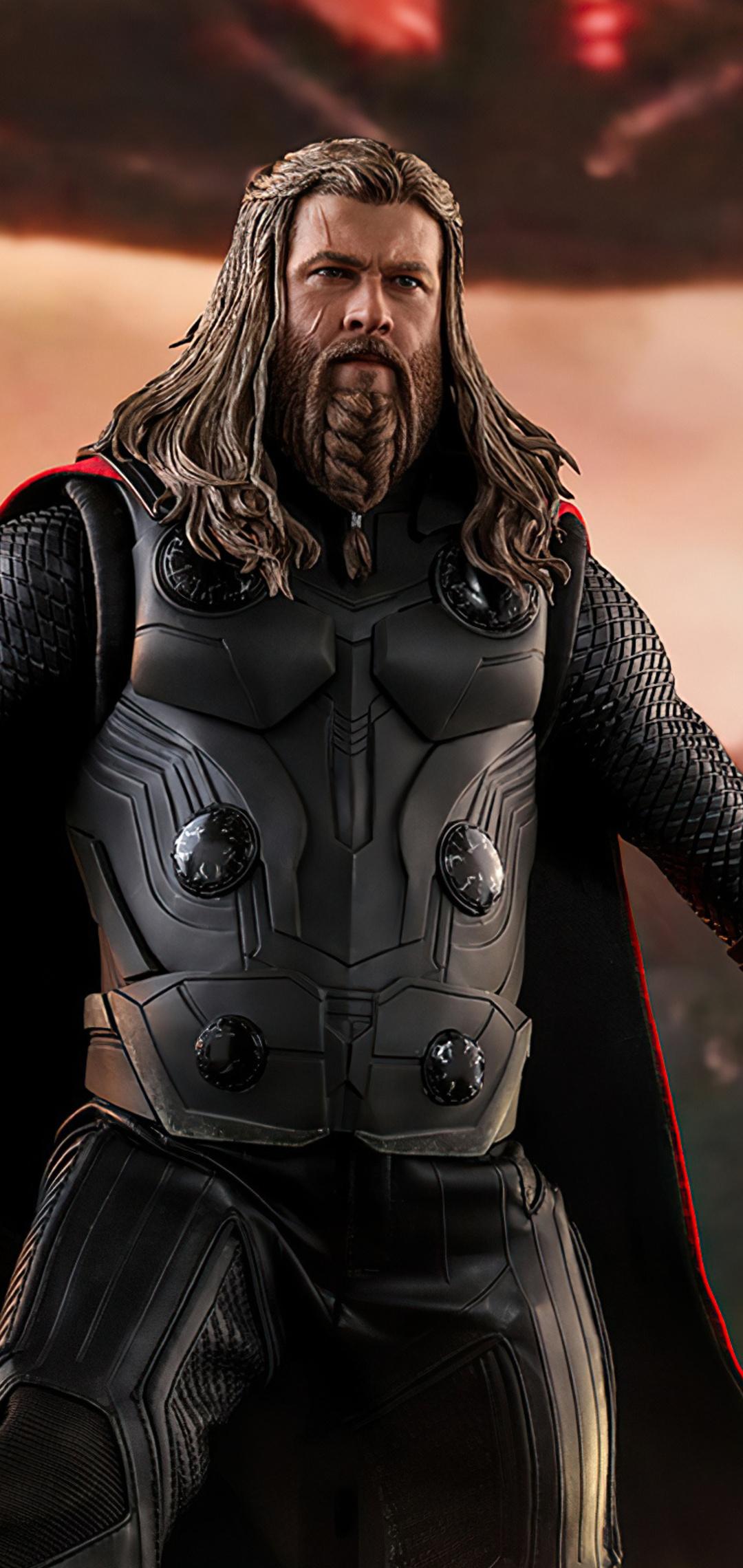 1080x2280 Thor Thunder Avengers Endgame One Plus 6,Huawei ...