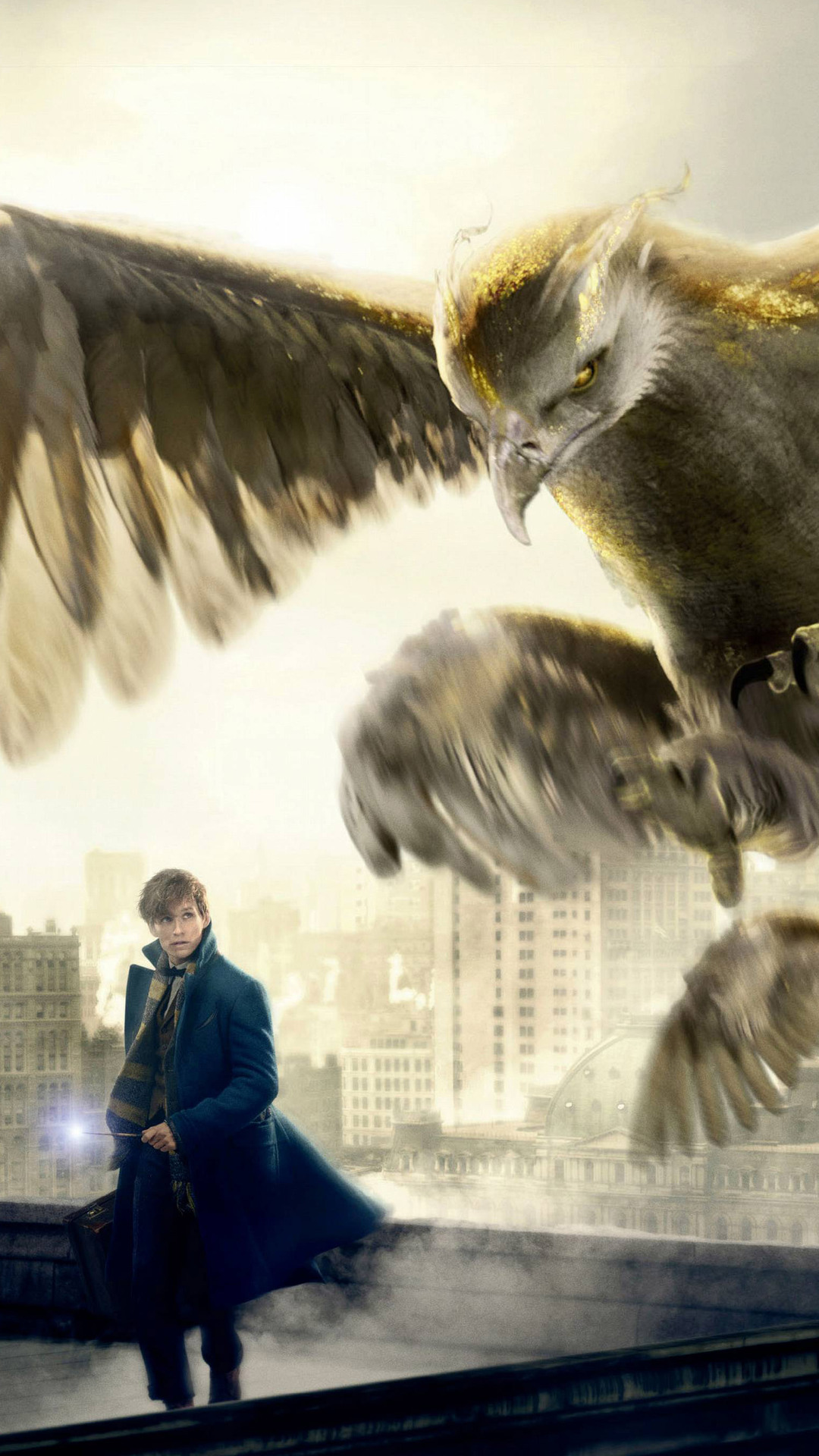 1080x1920 Thunderbird Fantastic Beasts And Where To Find ... - photo#42