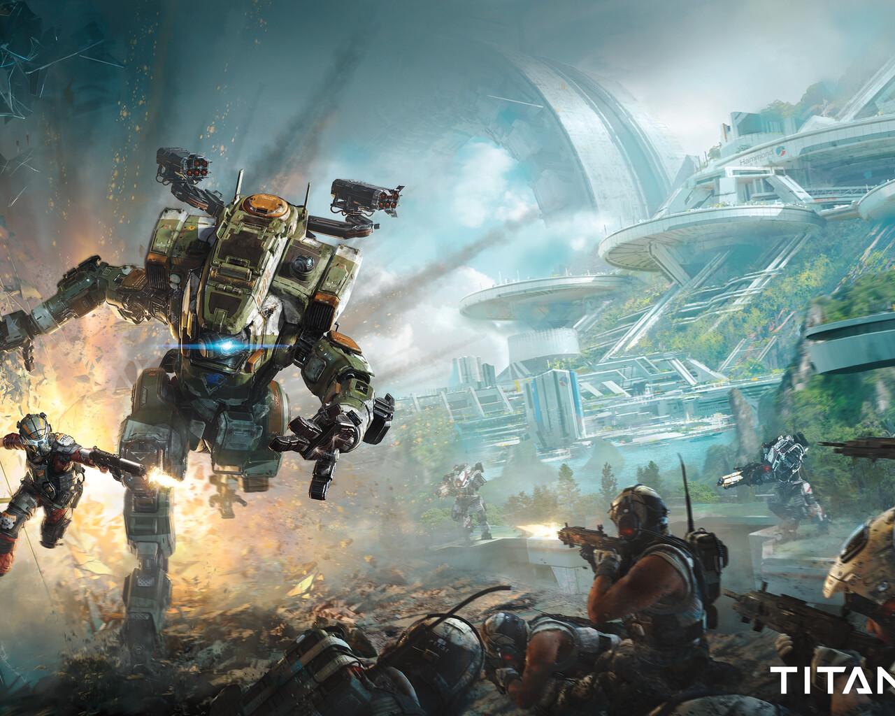 23 best Titanfall images on Pinterest   Videogames, Concept art ...