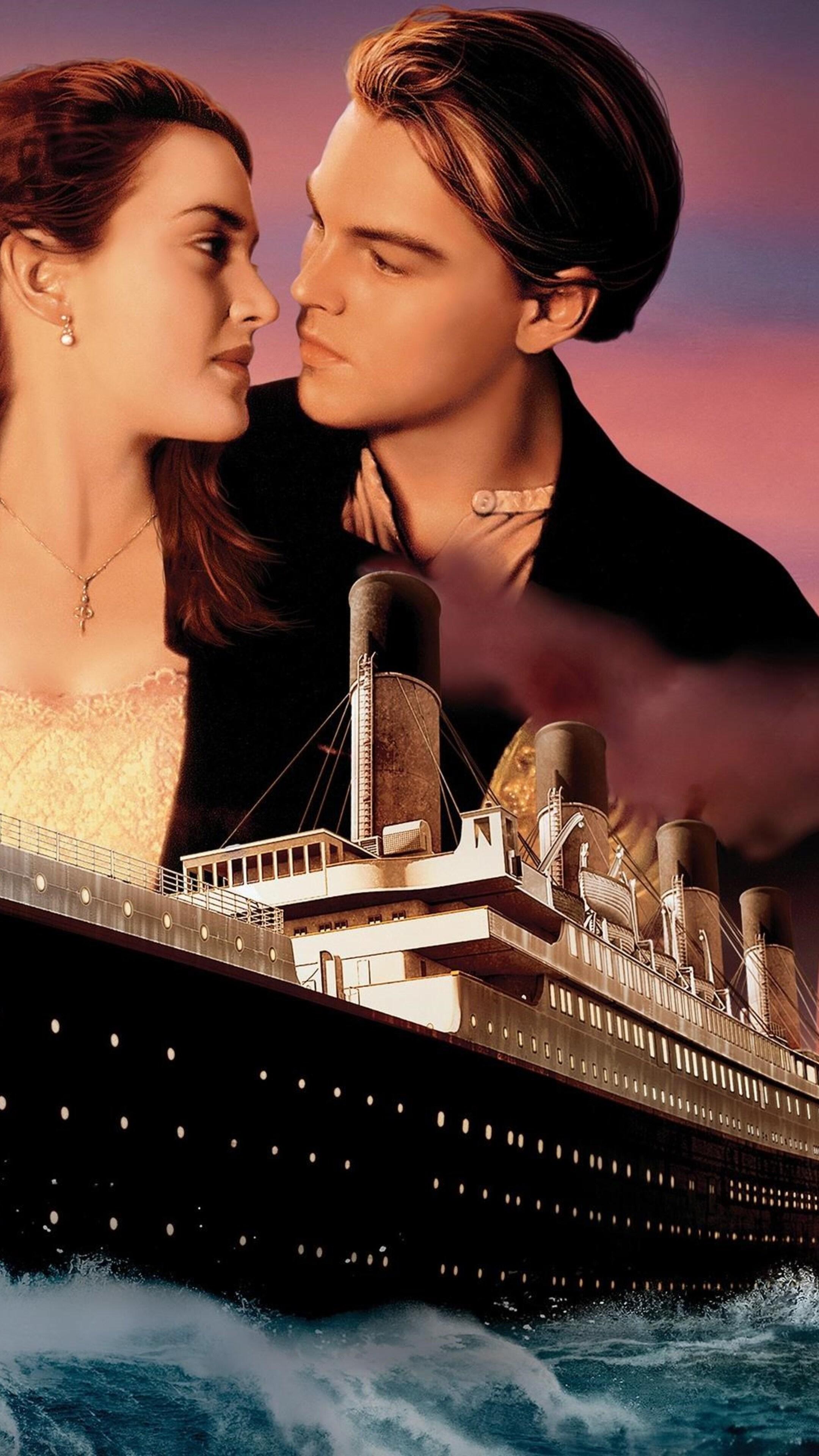 2160X3840 Titanic Movie Full Hd Sony Xperia X,Xz,Z5