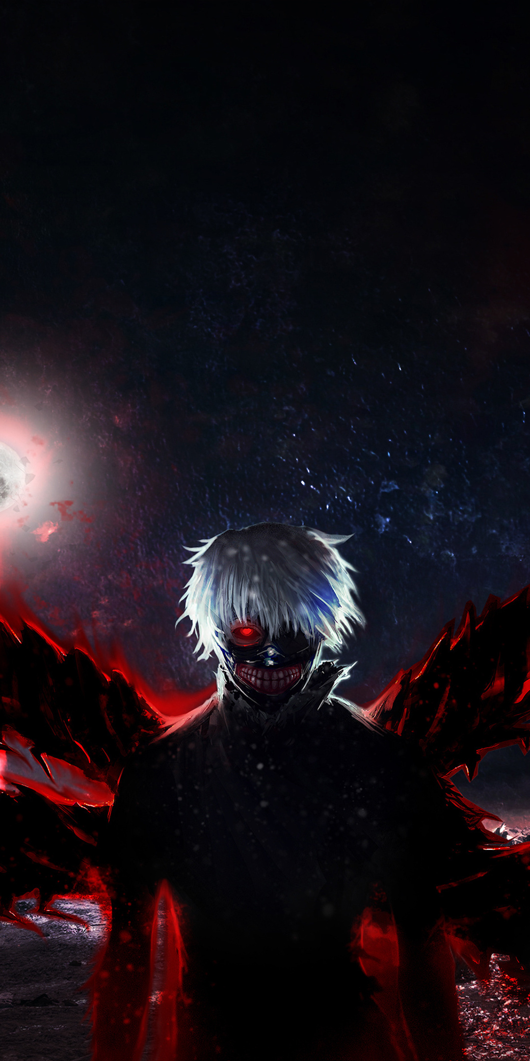1080x2160 Tokyo Ghoul 4k One Plus 5t Honor 7x Honor View 10 Lg Q6 Hd 4k Wallpapers Images Backgrounds Photos And Pictures
