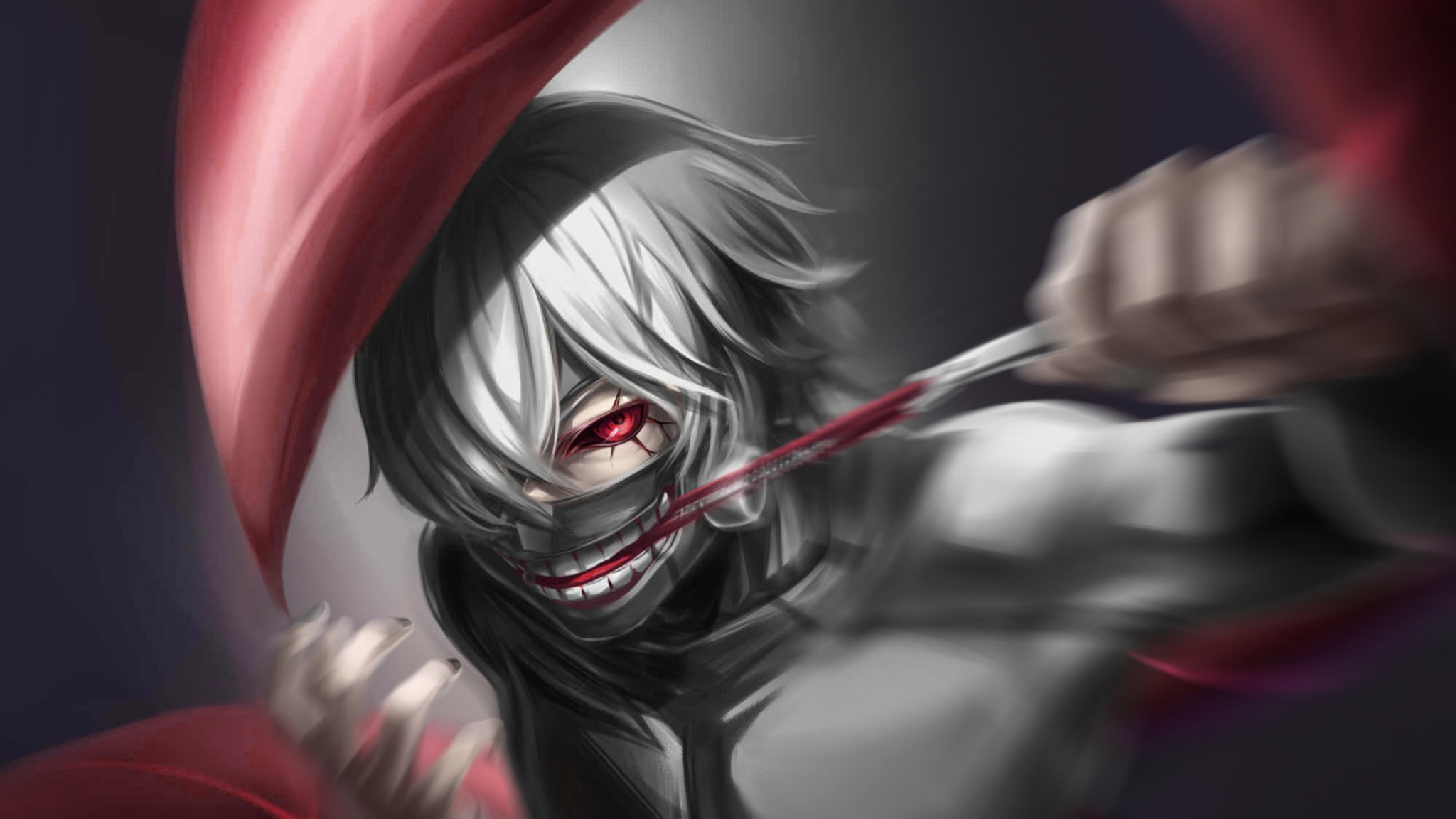 2048x1152 Tokyo Ghoul Kaneki Ken 4k 2048x1152 Resolution Hd 4k