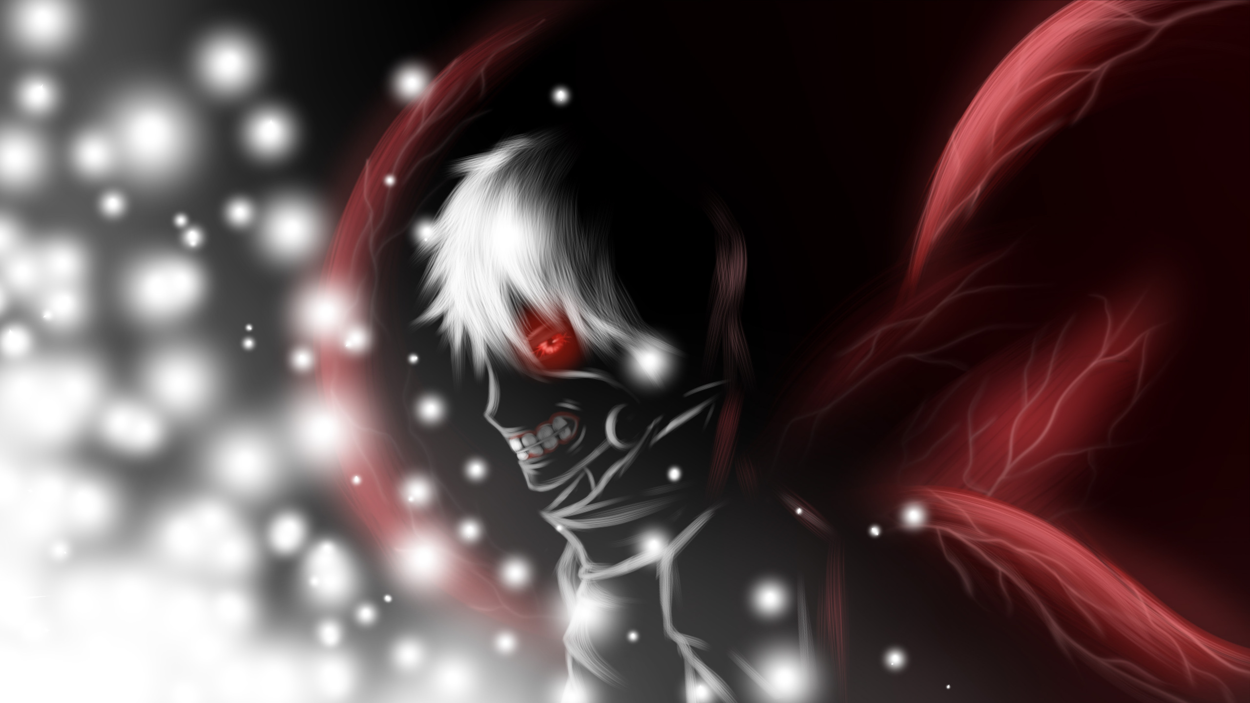 2560x1440 Tokyo Ghoul Ken Kaneki 4k 1440p Resolution Hd 4k Wallpapers Images Backgrounds Photos And Pictures