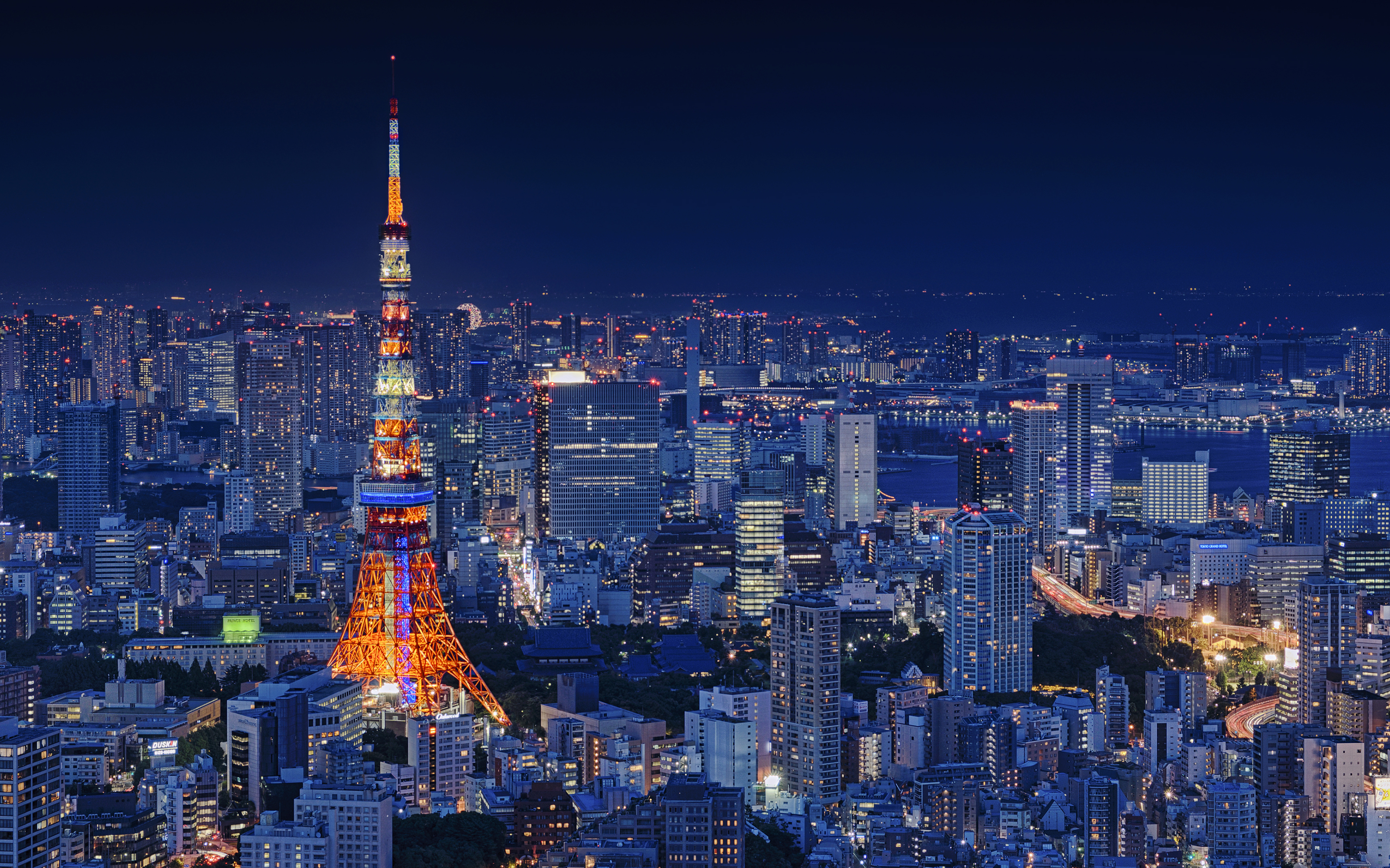 3840x2400 tokyo tower 4k 4k hd 4k wallpapers images backgrounds photos and pictures - Tokyo japan wallpaper ...