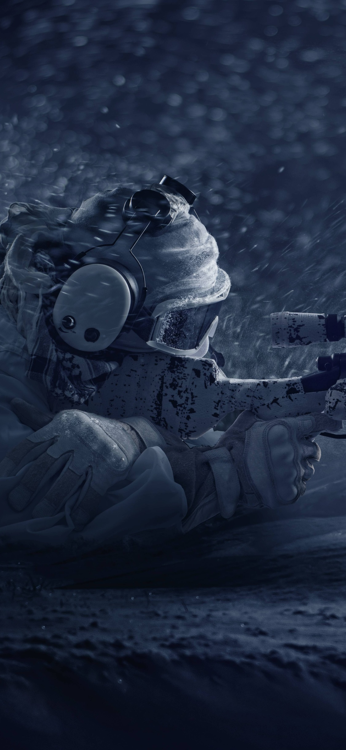 1125x2436 Tom Clancys Rainbow Six Siege Black Ice 8k Iphone Xs