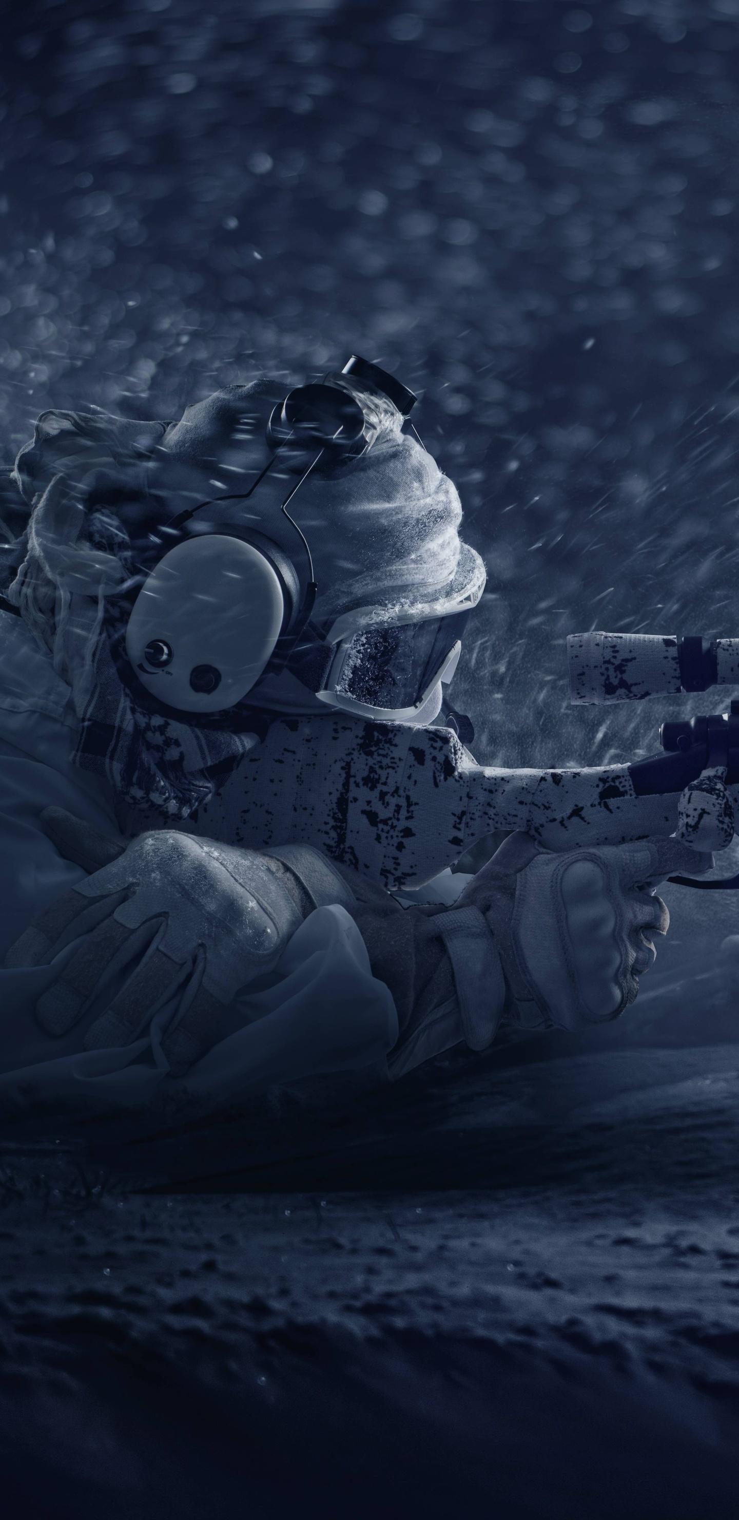1440x2960 Tom Clancys Rainbow Six Siege Black Ice 8k Samsung Galaxy