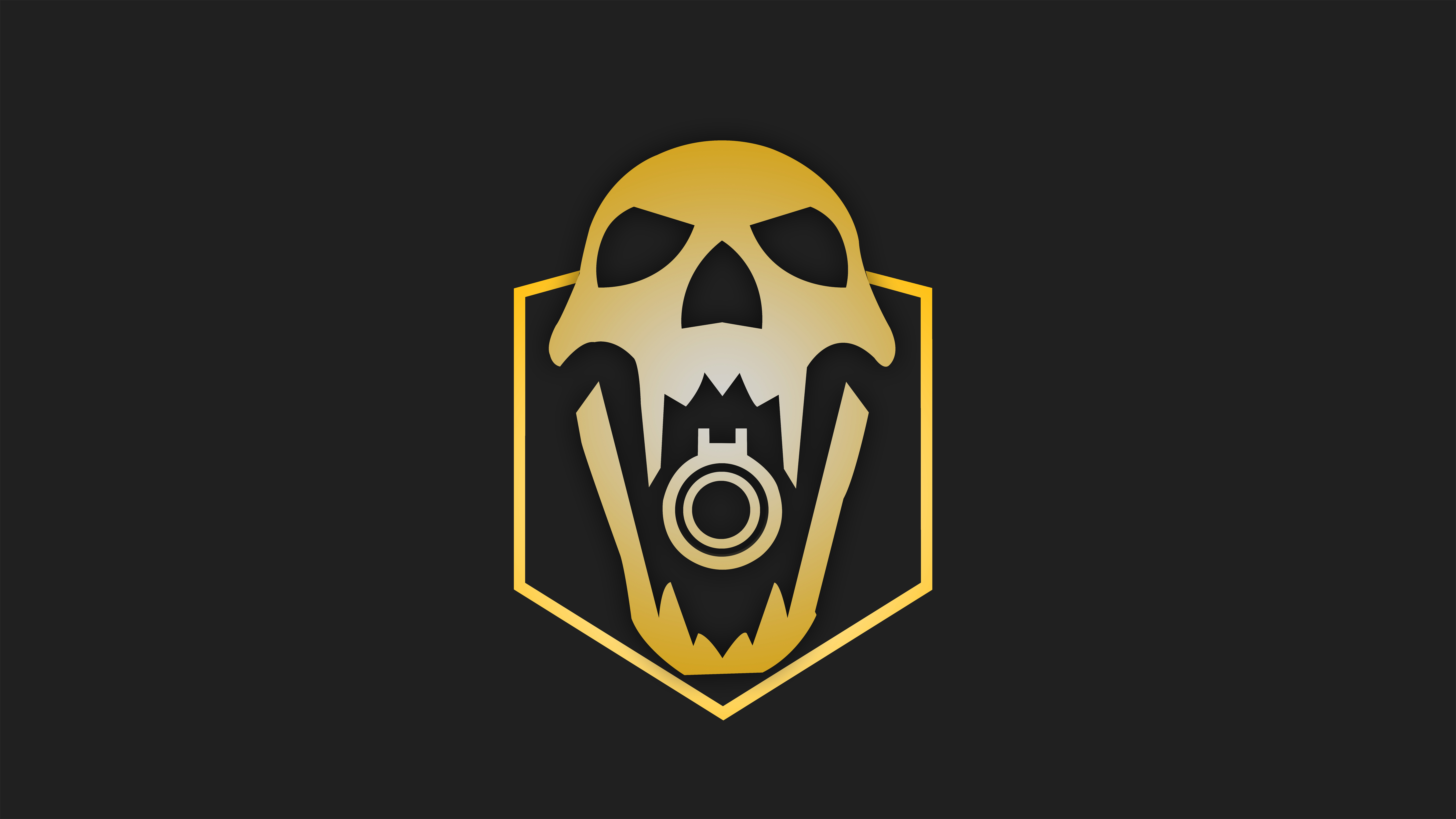 7680x4320 tom clancys rainbow six siege logo 8k hd 4k wallpapers