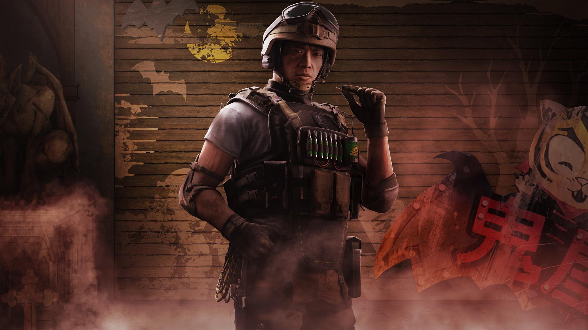 4k Tom Clancys Rainbow Six Siege Game, HD Games, 4k