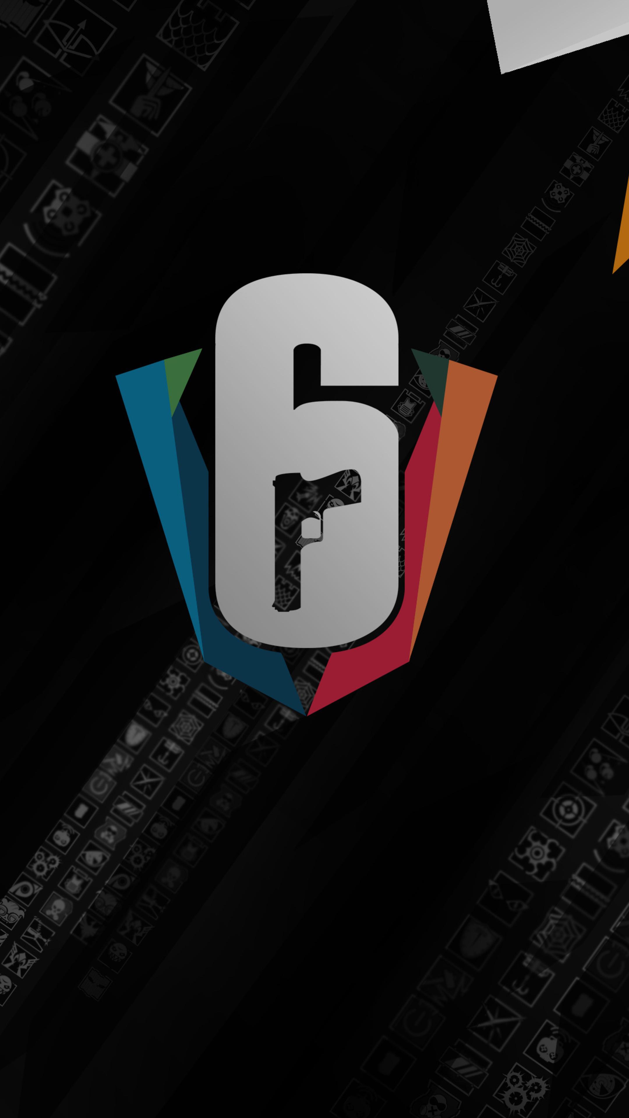 2160x3840 4k Tom Clancys Rainbow Six Siege Sony Xperia X