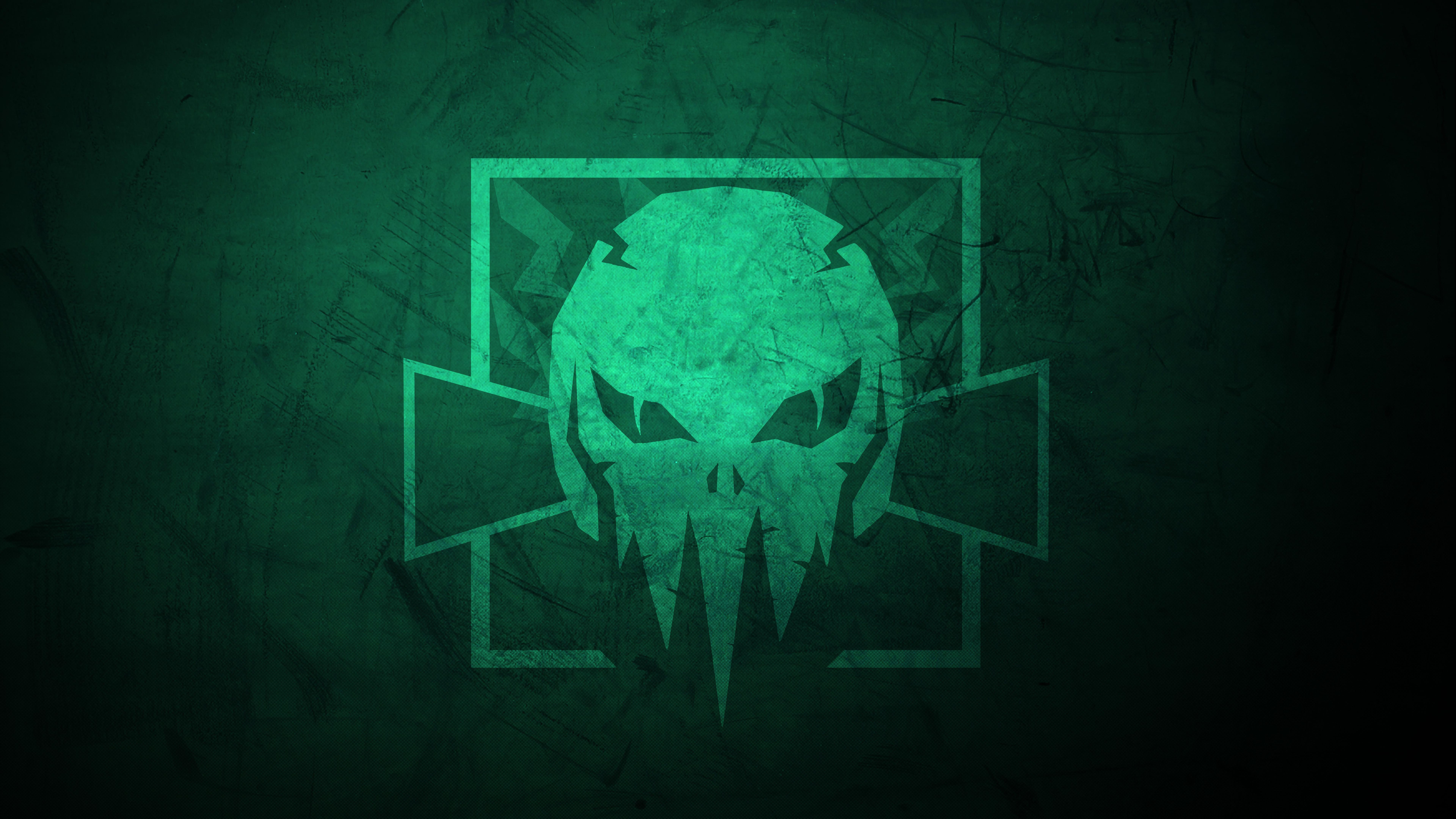 7680x4320 Tom Clancys Rainbow Six Siege Skull Fan Art 8k HD