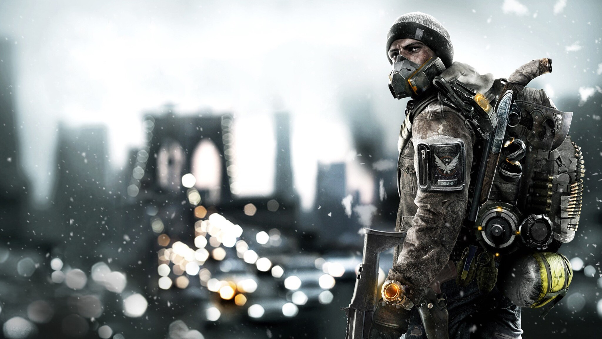 2048x1152 Tom Clancys The Division Season Pass 2048x1152