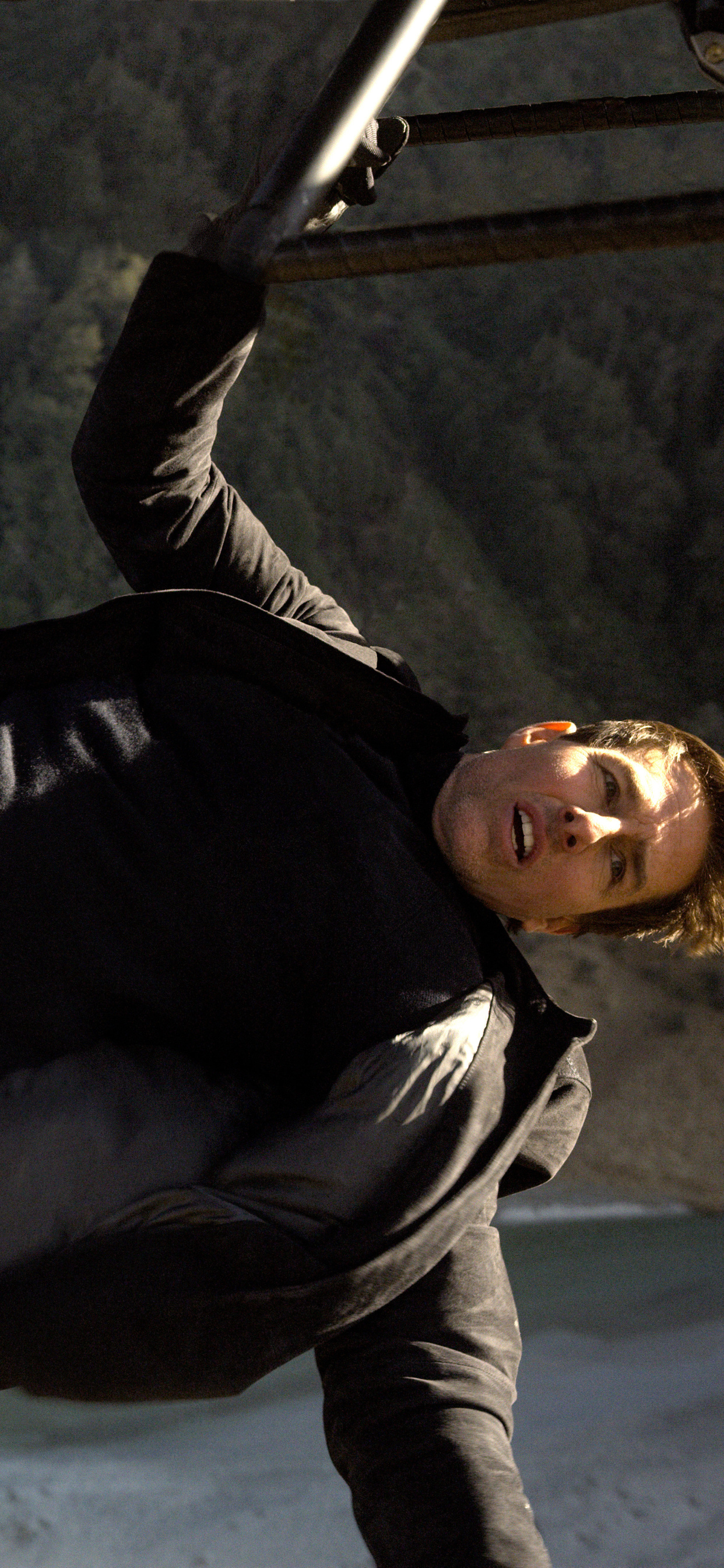 1242x2688 Tom Cruise In Mission Impossible Fallout 2018 5k