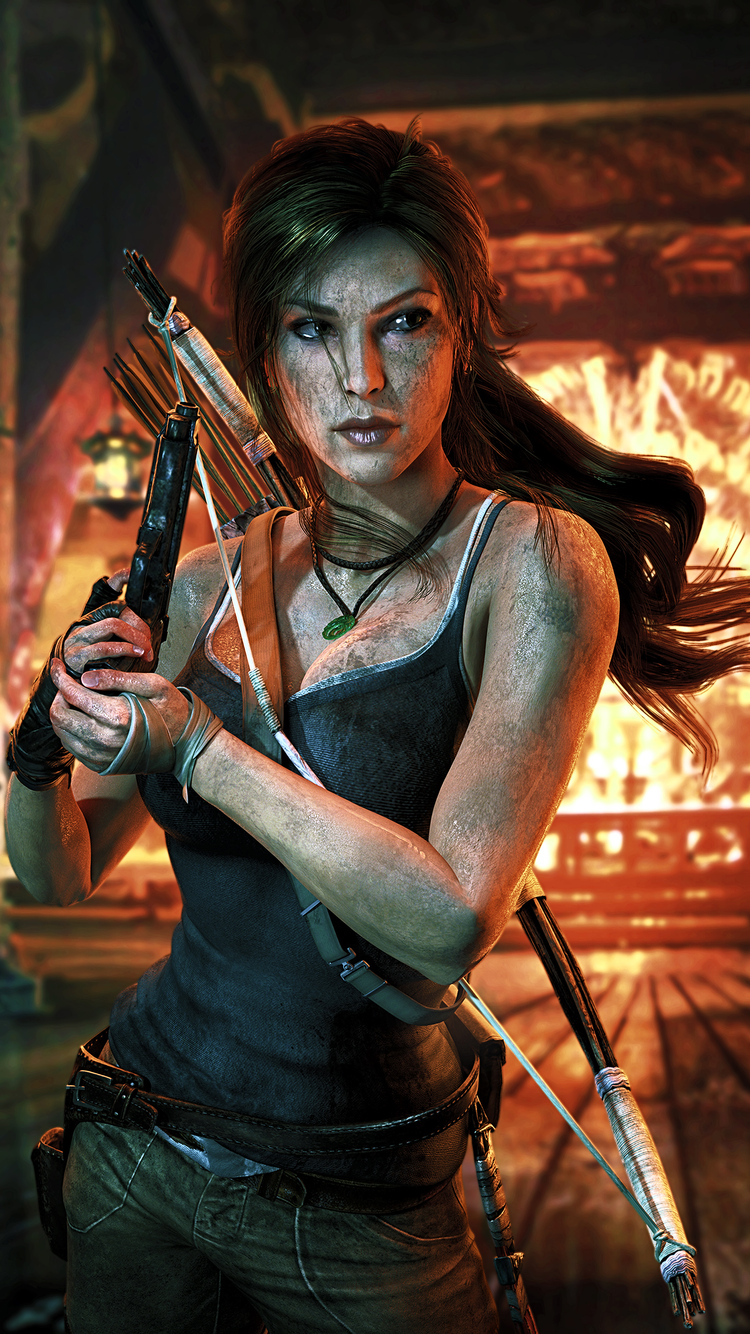 750x1334 Tomb Raider 2020 Iphone 6 Iphone 6s Iphone 7 Hd 4k