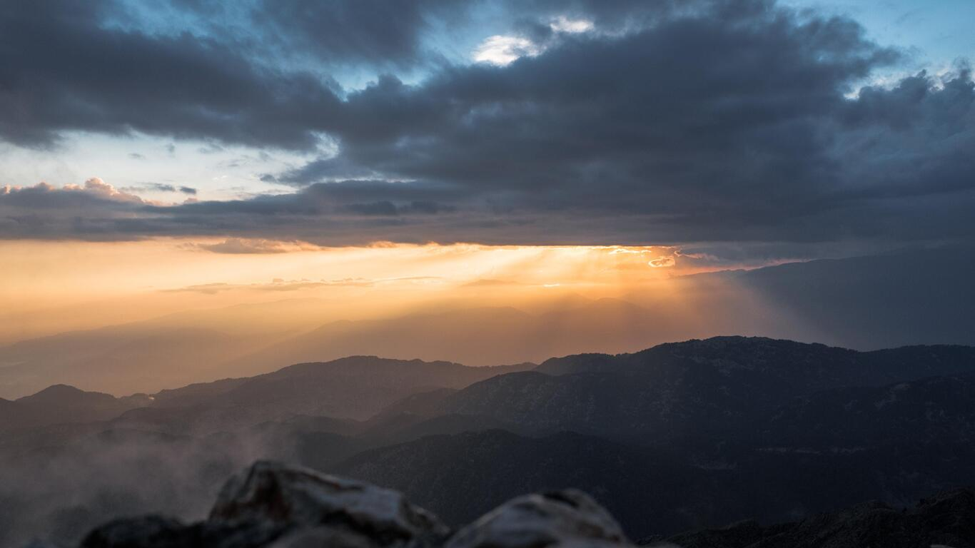 1366x768 Toros Mountain In Turkey 4k 1366x768 Resolution Hd