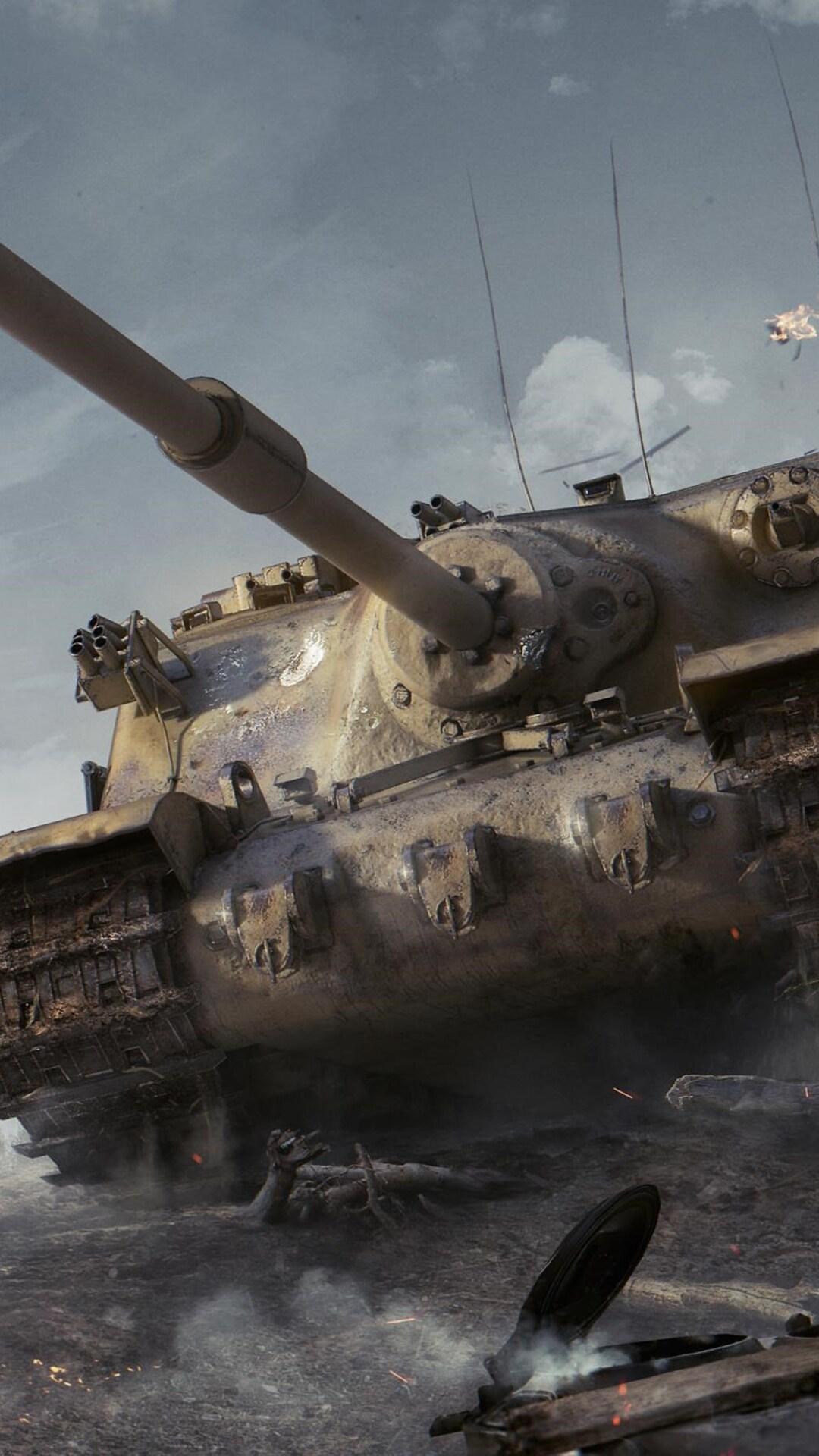 Blitz Tank Build