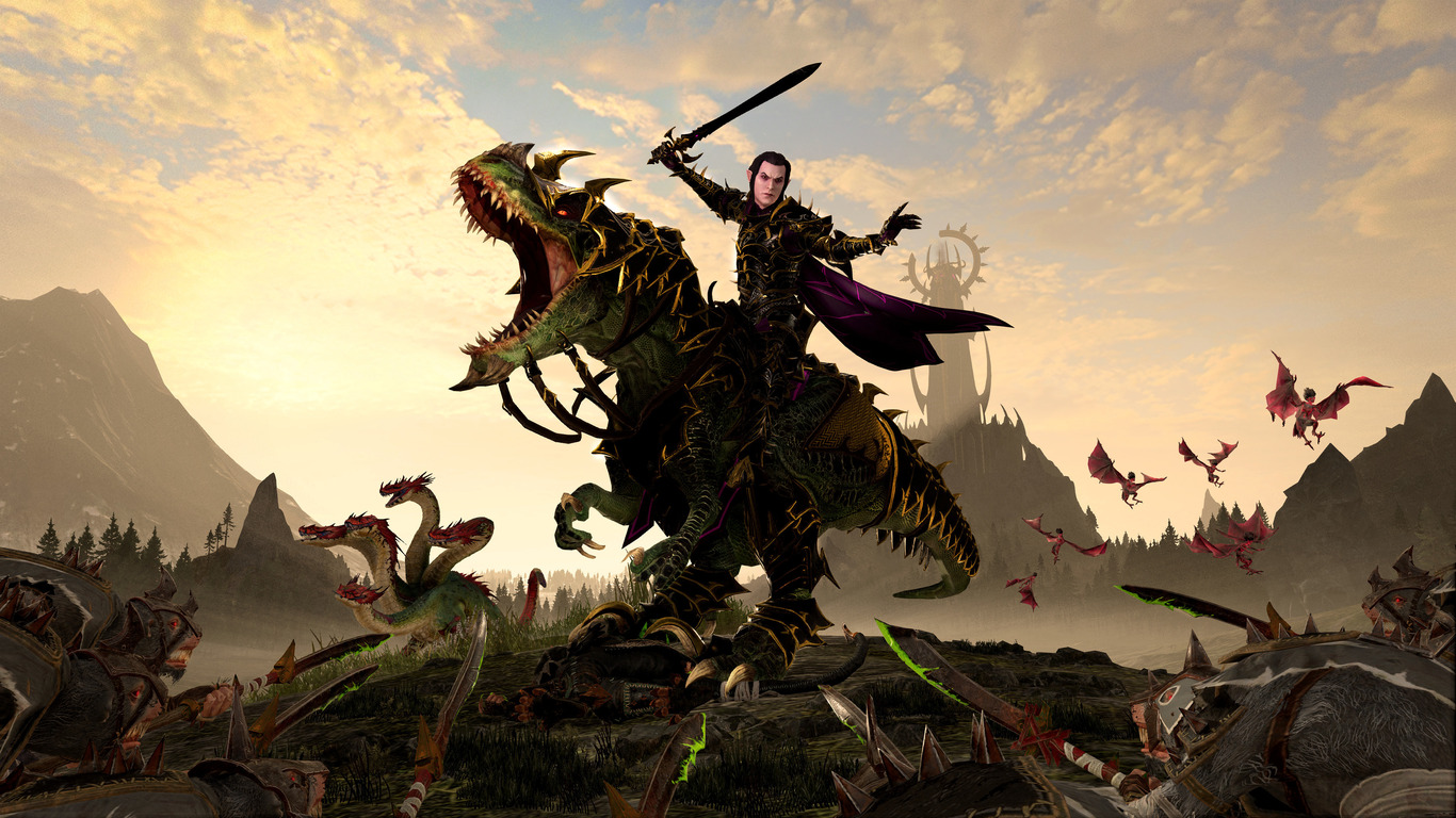 1366x768 Total War Warhammer Ii 4k 1366x768 Resolution Hd 4k Wallpapers Images Backgrounds Photos And Pictures