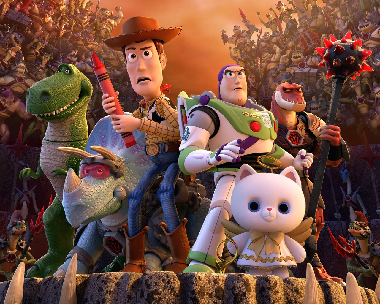 1280x1024 toy story that time forgot 1280x1024 resolution hd 4k
