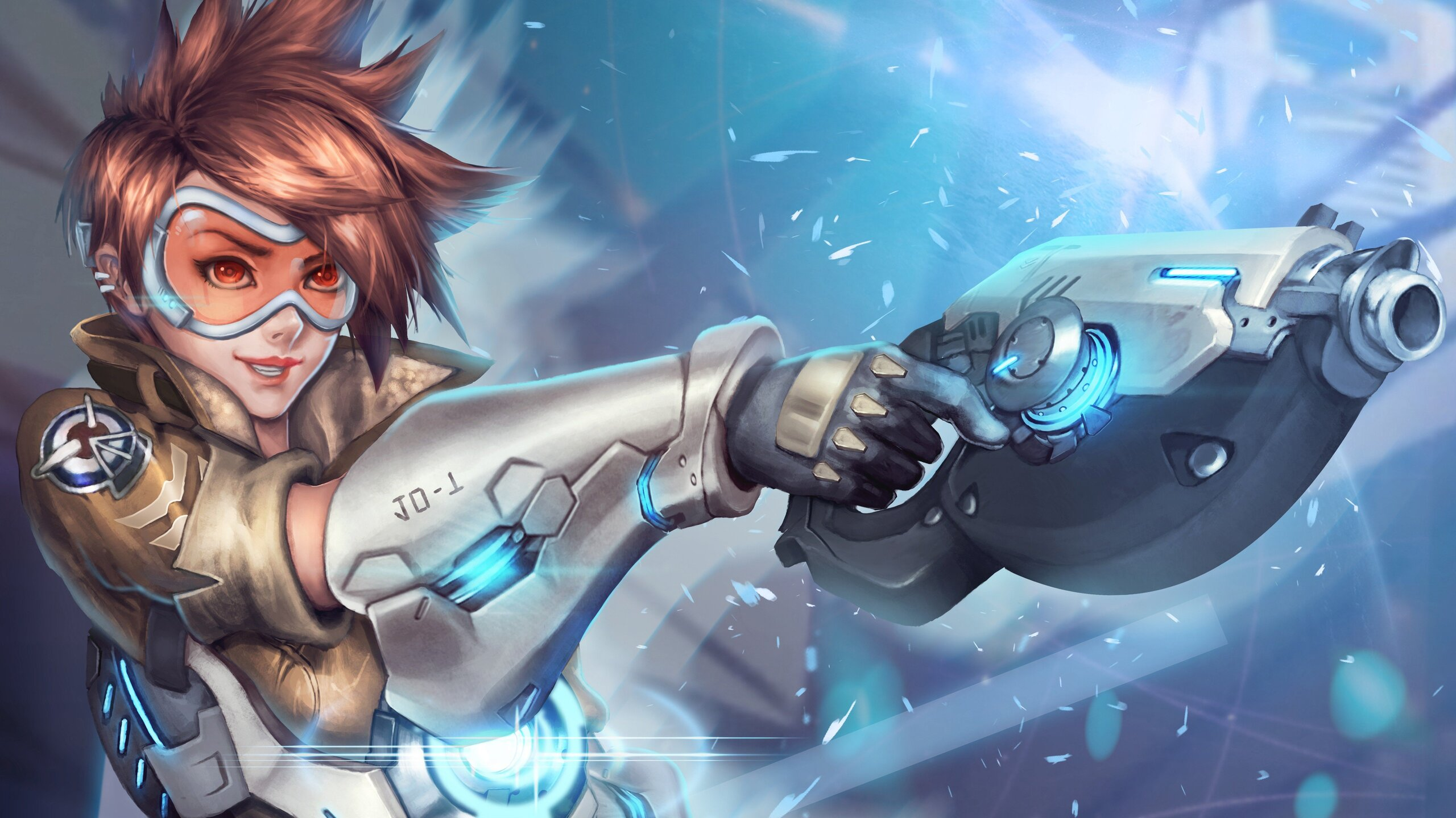 2560x1440 Tracer Overwatch 1440p Resolution Hd 4k Wallpapers