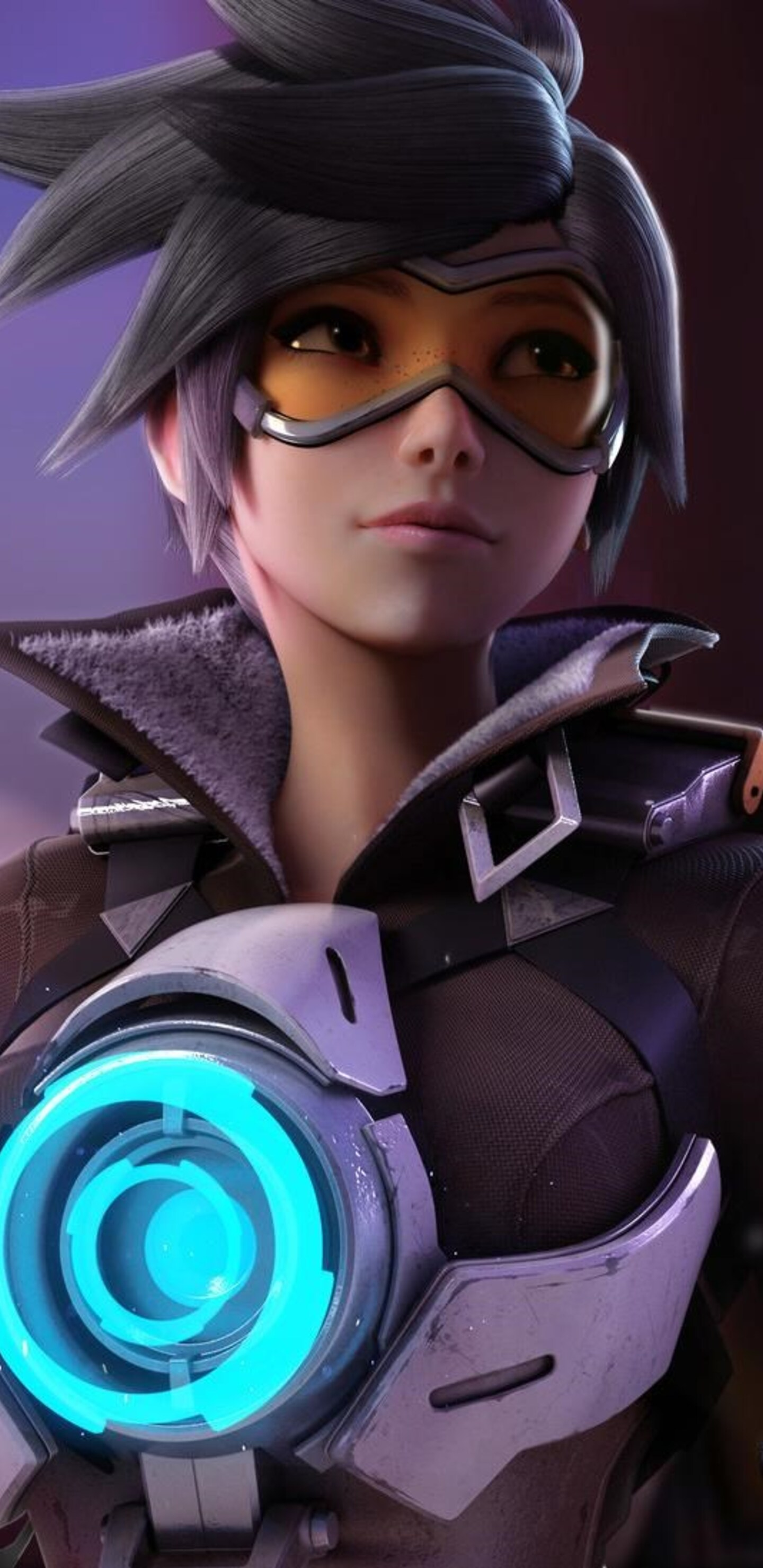 1440x2960 Tracer Overwatch Game Samsung Galaxy Note 9 8 S9 S8 S8