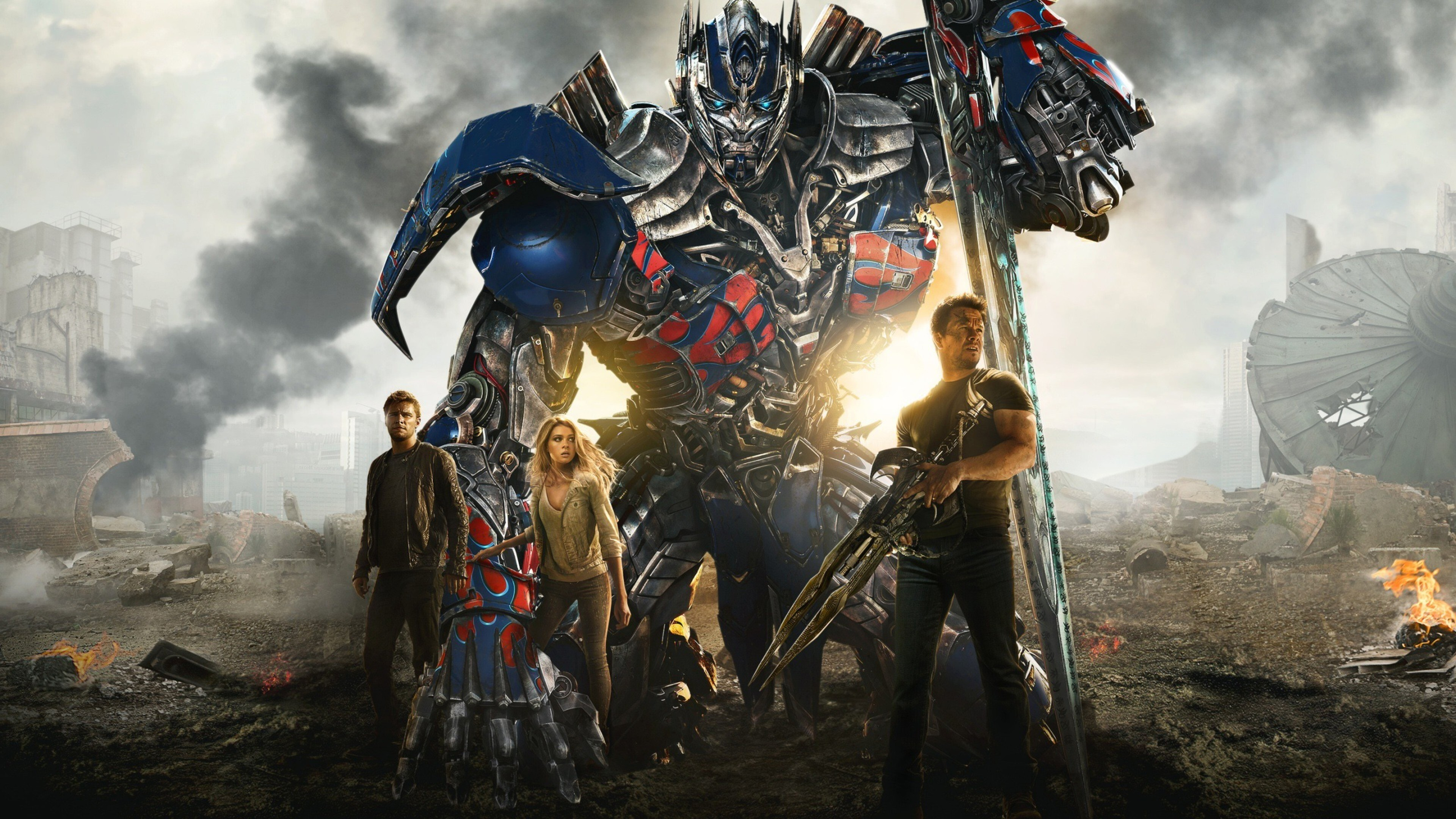 transformers age of extinction optimus prime hd wallpapers